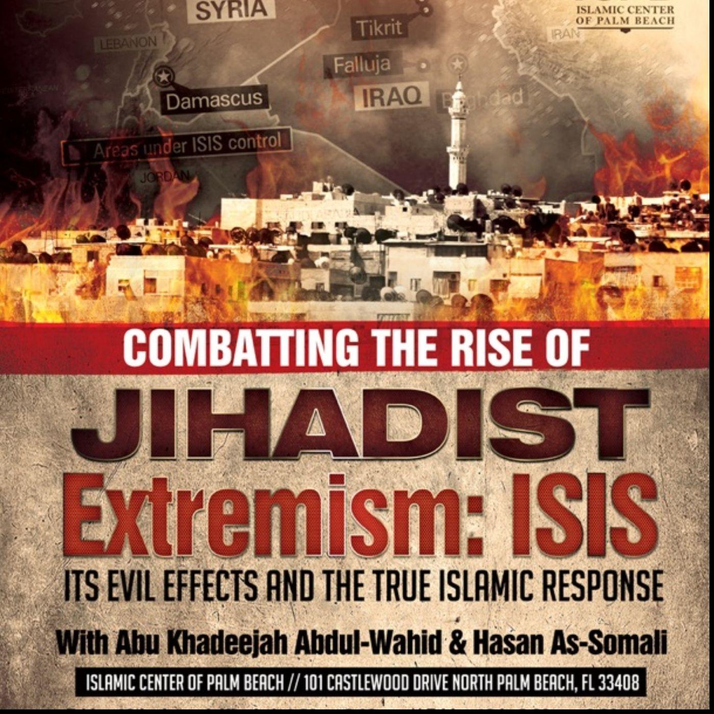 ICPB: Combatting Jihadist Extremism