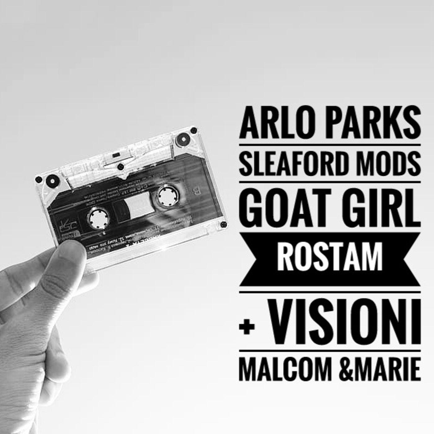 Arlo Parks, Sleaford Mods, Rostam + [Visioni] Malcom&Marie - Propaganda S4e20