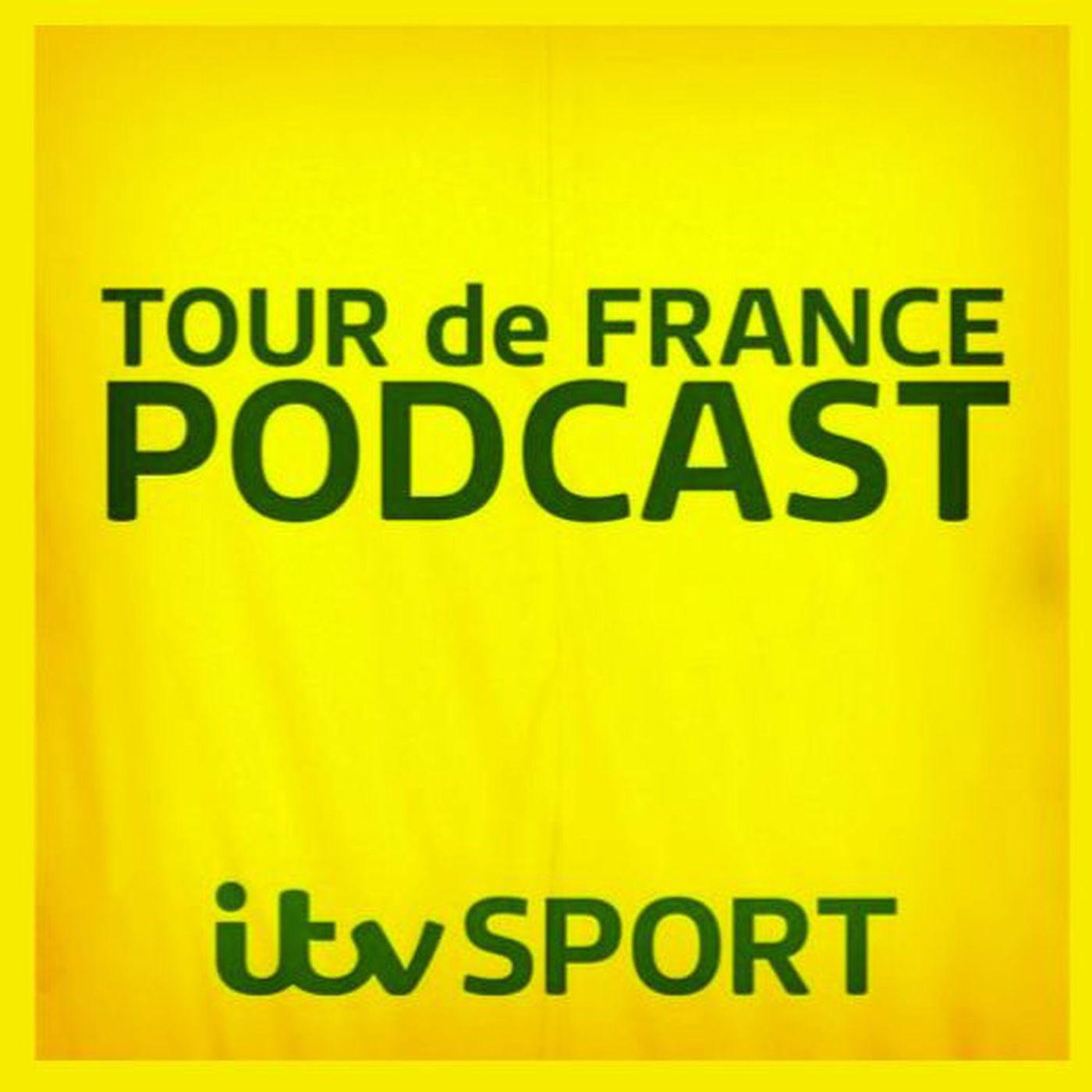 ITV Sport Tour De France Podcast