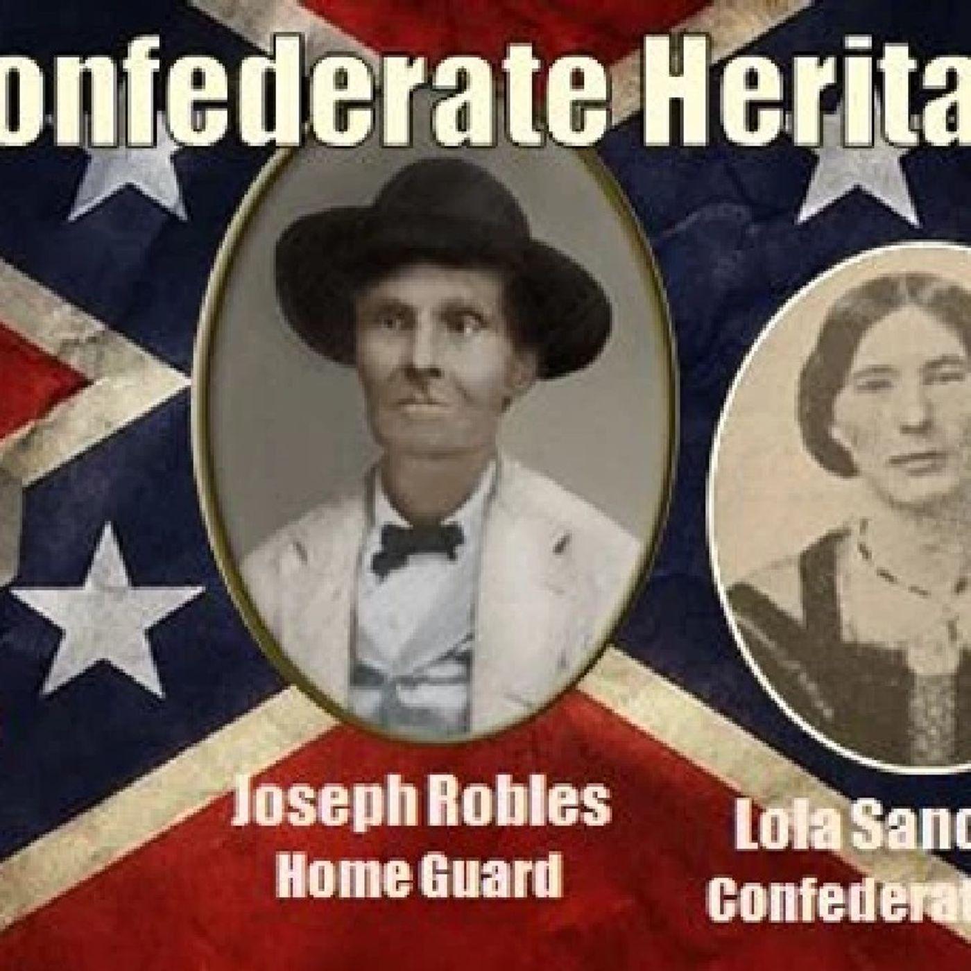 Episode 1387 - Florida Hispanic Confederate History Month