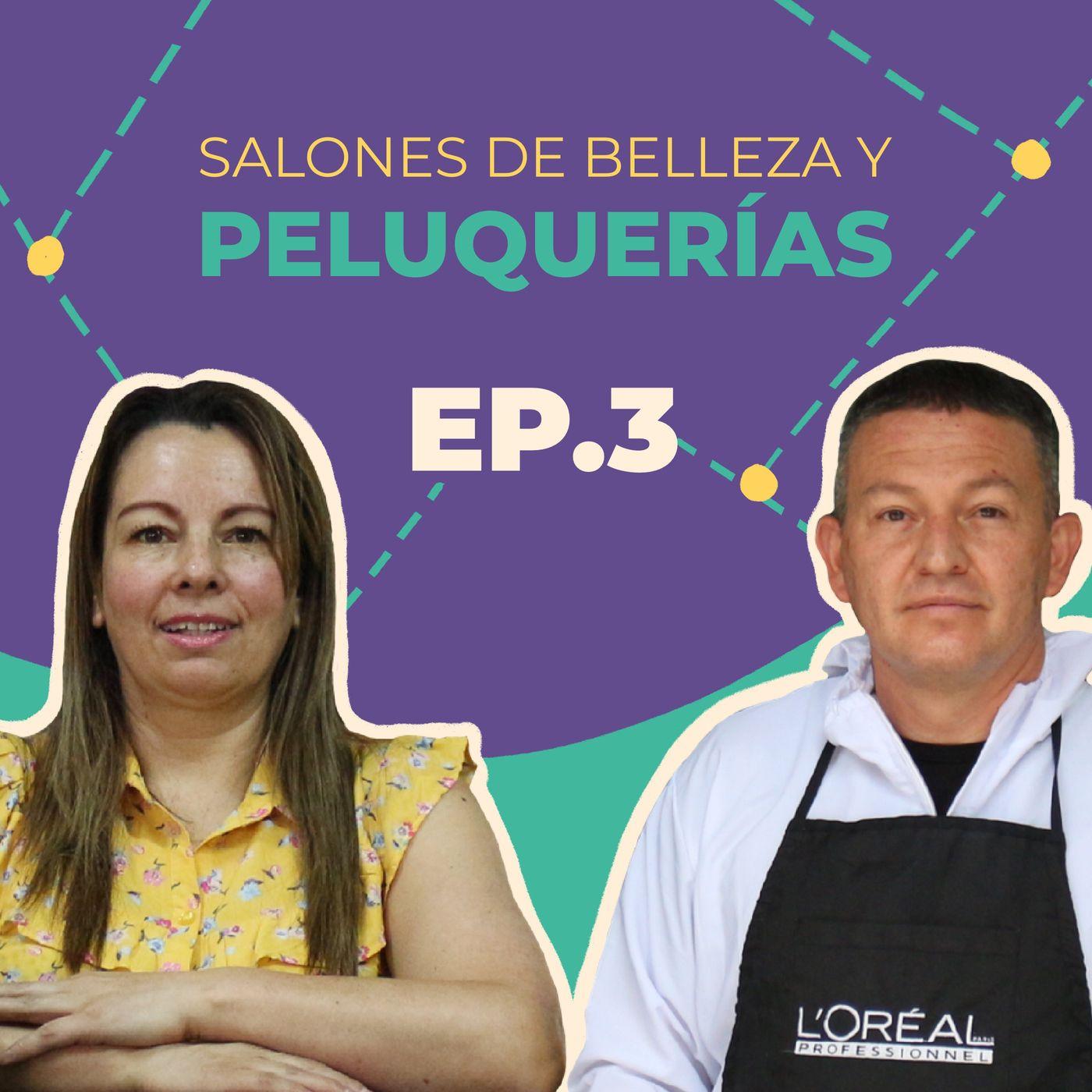 Peluquerías y Salones de belleza en Bogotá | Bacatáfono: Historia entre-tiendas | EP3.T2