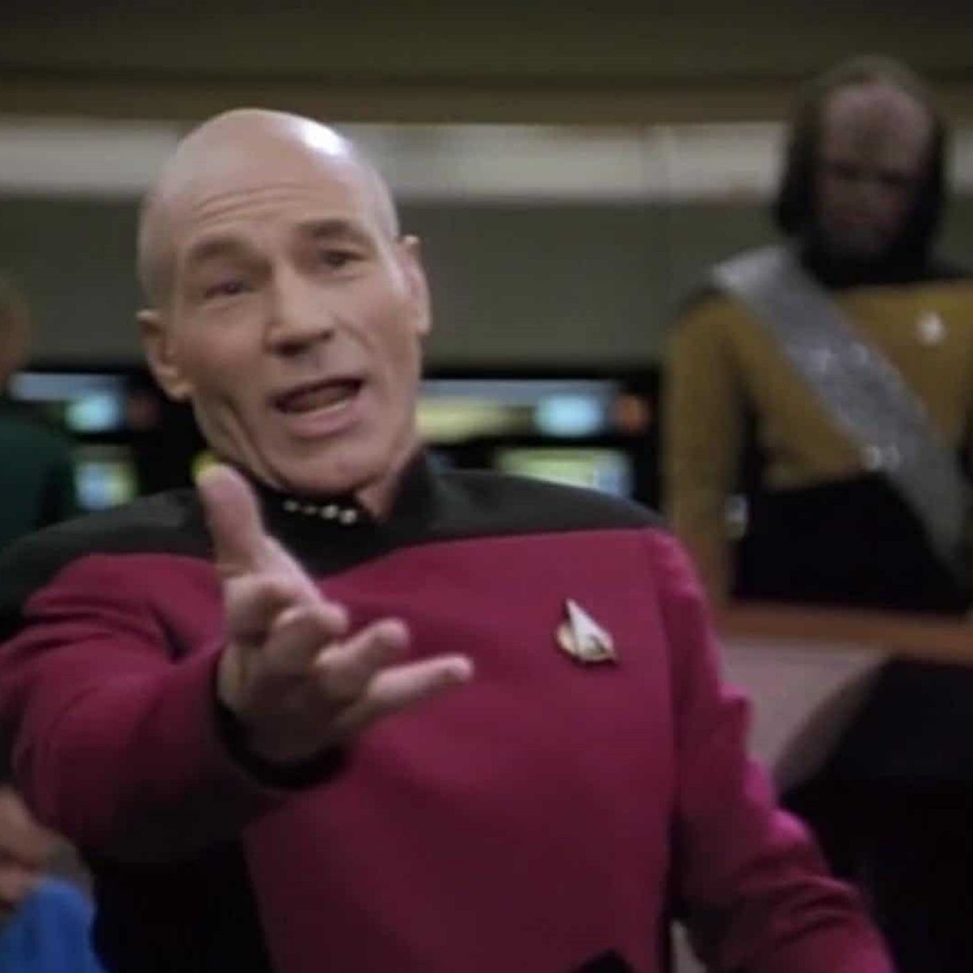...About Comedy in Star Trek