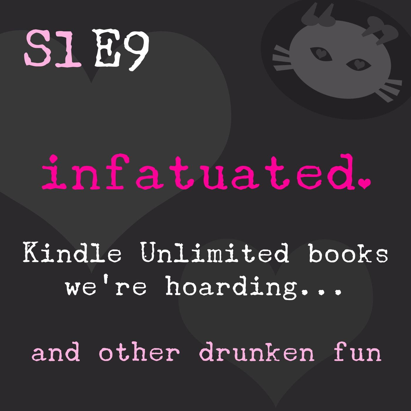 S1E9: Kindle Unlimited books we're hoarding... and way too much wine!