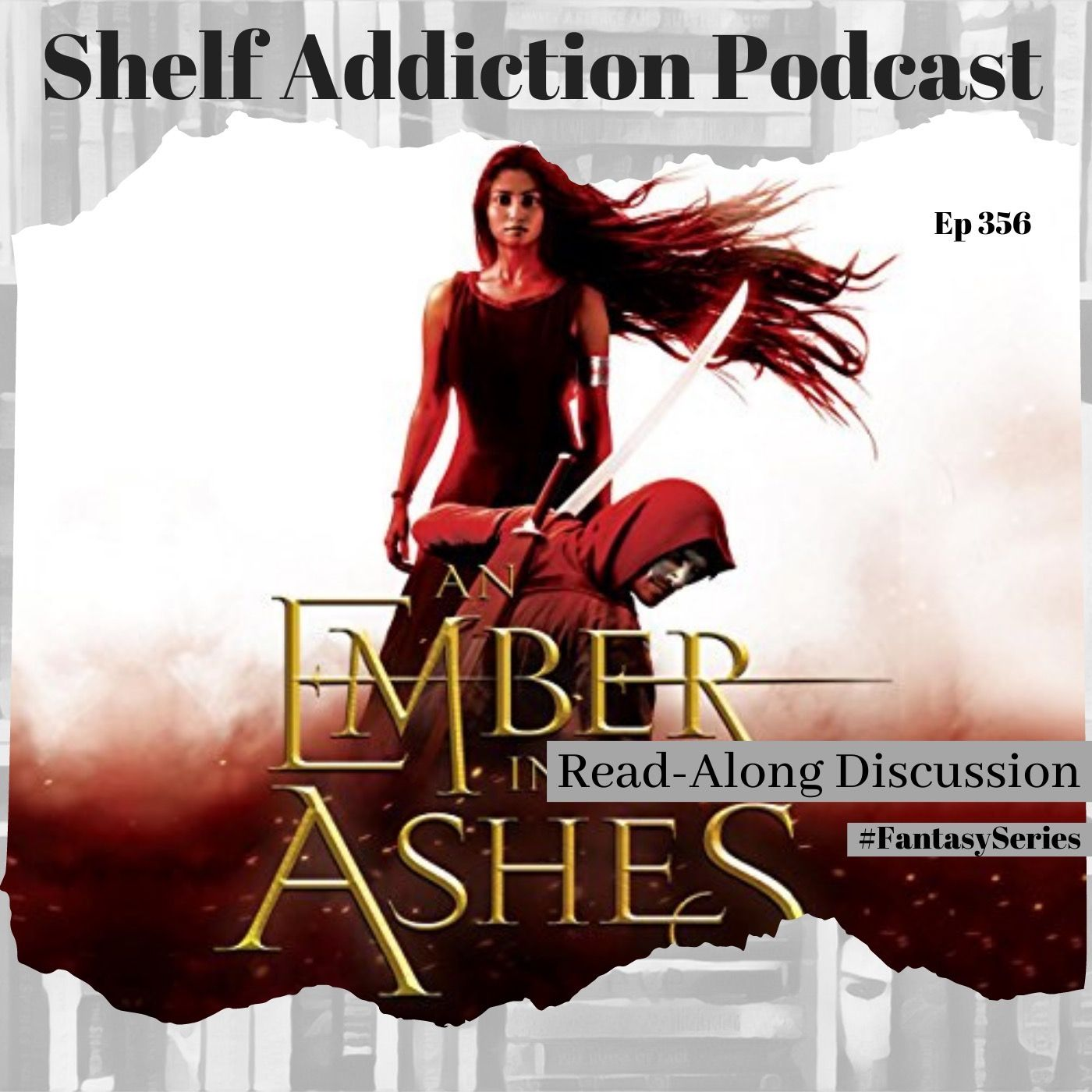 #FantasySeries Discussion of An Ember in the Ashes (AEITA #1) | Book Chat