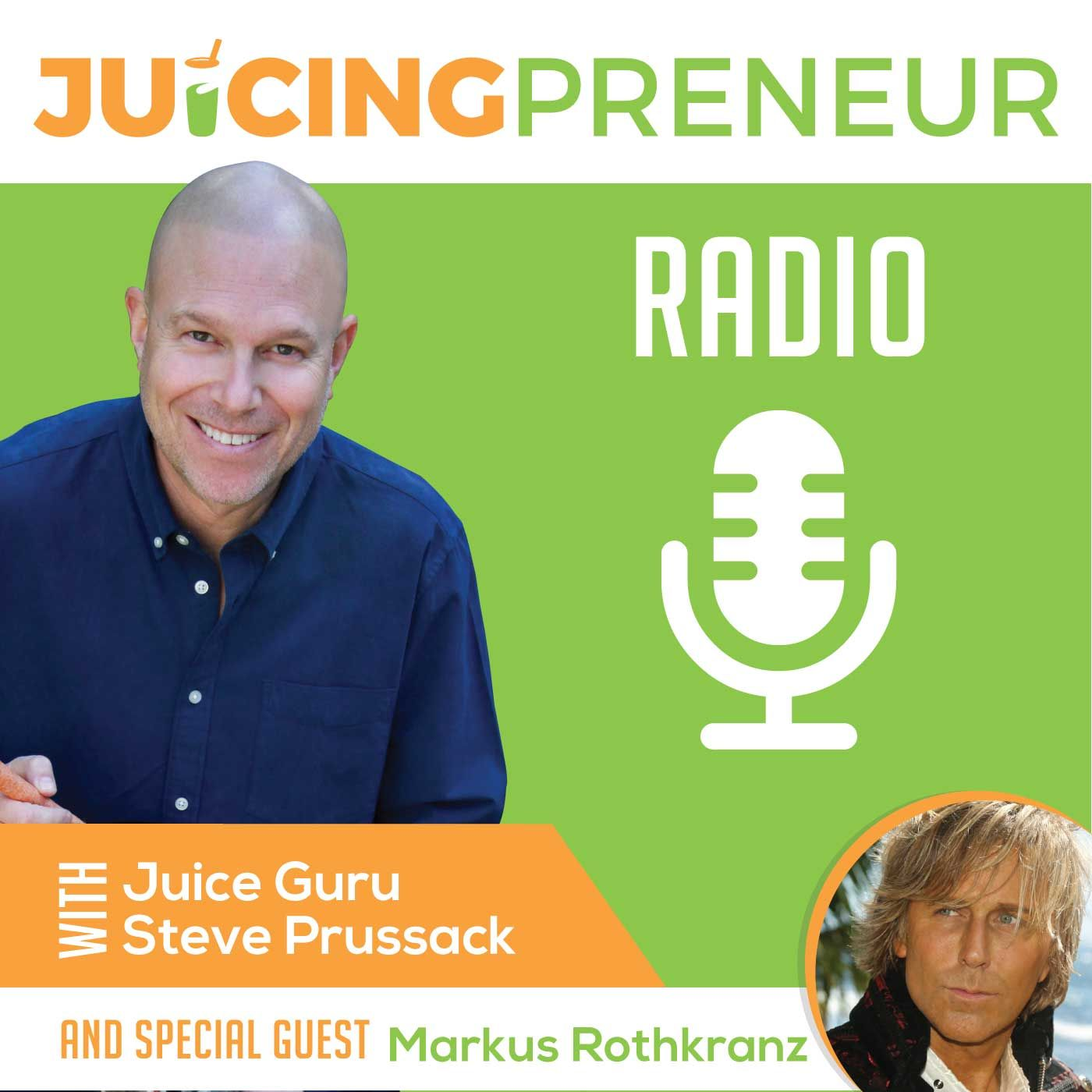 The Prosperity Secret with Markus Rothkranz