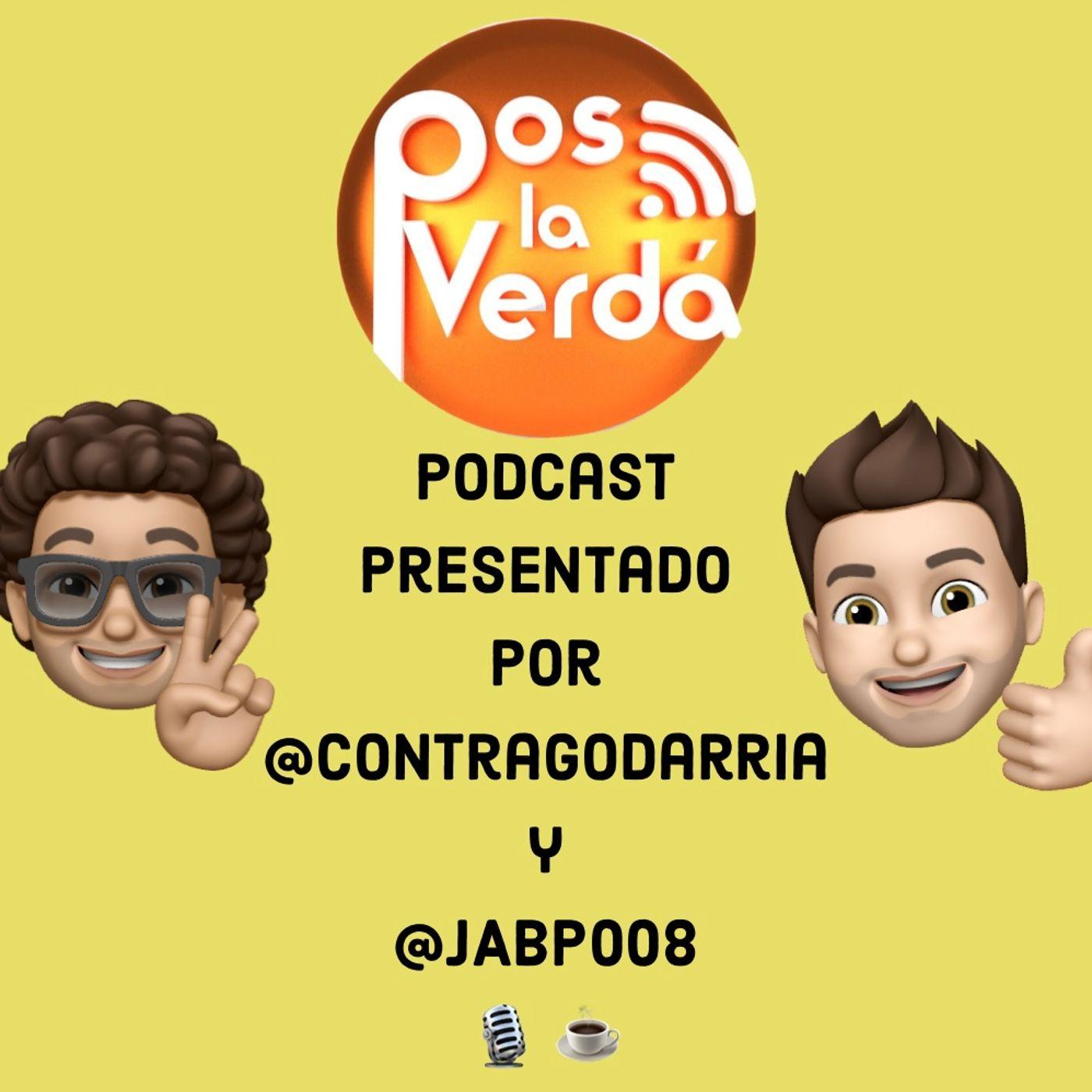 #PosLaVerda 19 de Octubre, un Cafe con @ContraGodarria y @JABP008