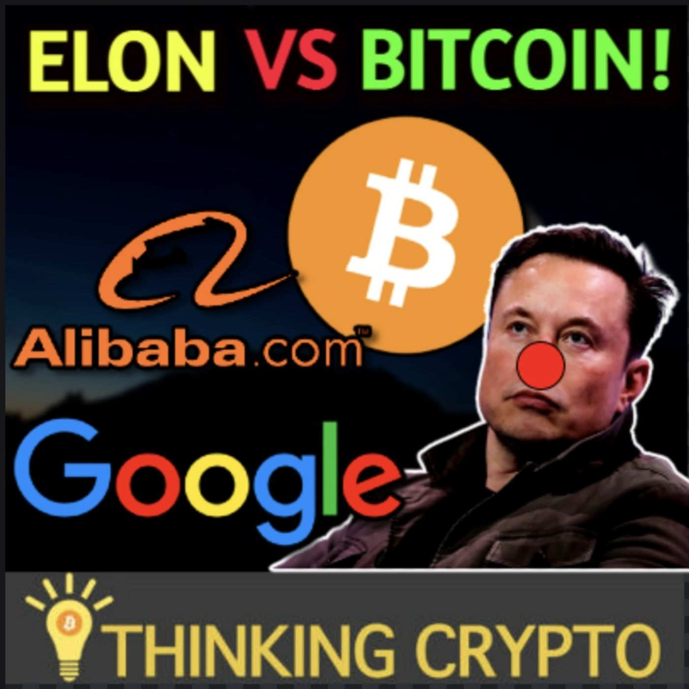 Elon Musk Manipulating Bitcoin - Alibaba & Google Crypto Licenses - Jack Dorsey Square BTC Wallet