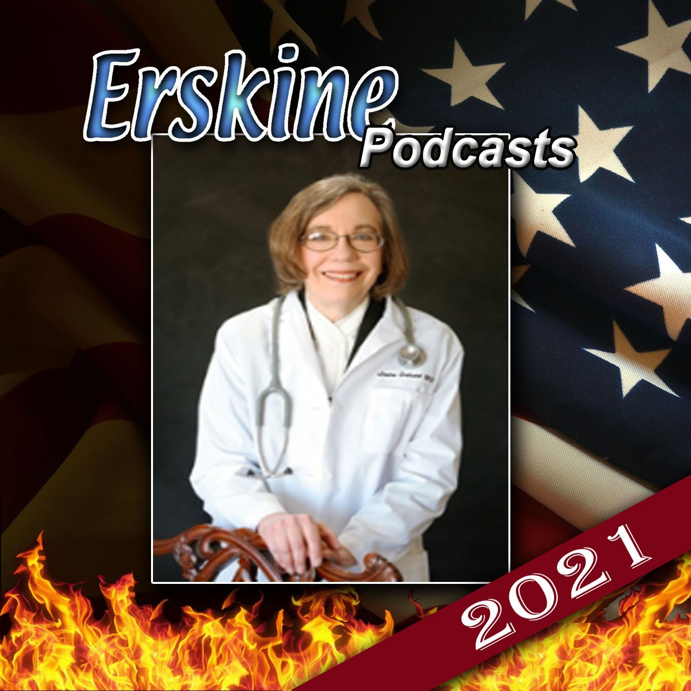 Dr. Jane Orient M.D.   YES, Covid-19, the first political virus  (ep#4-17-21)