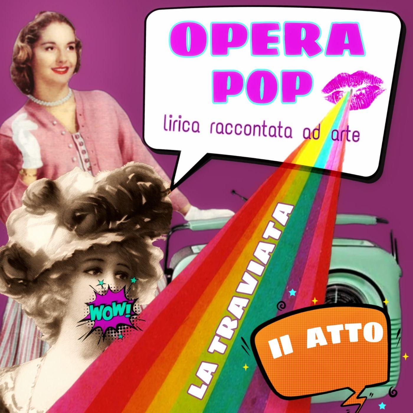 La Traviata - Secondo Atto