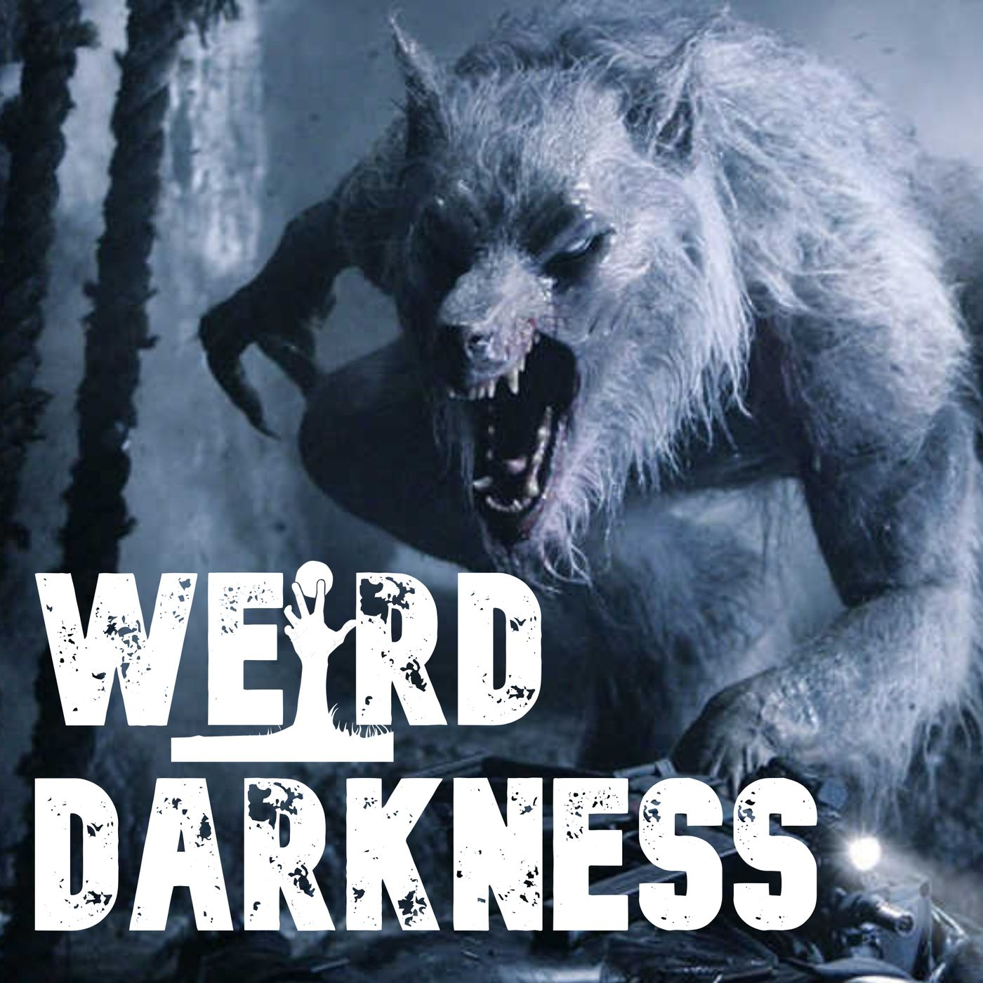 """THE WEREWOLF PANIC OF 1972"" and More Terrifying True Stories! #WeirdDarkness"