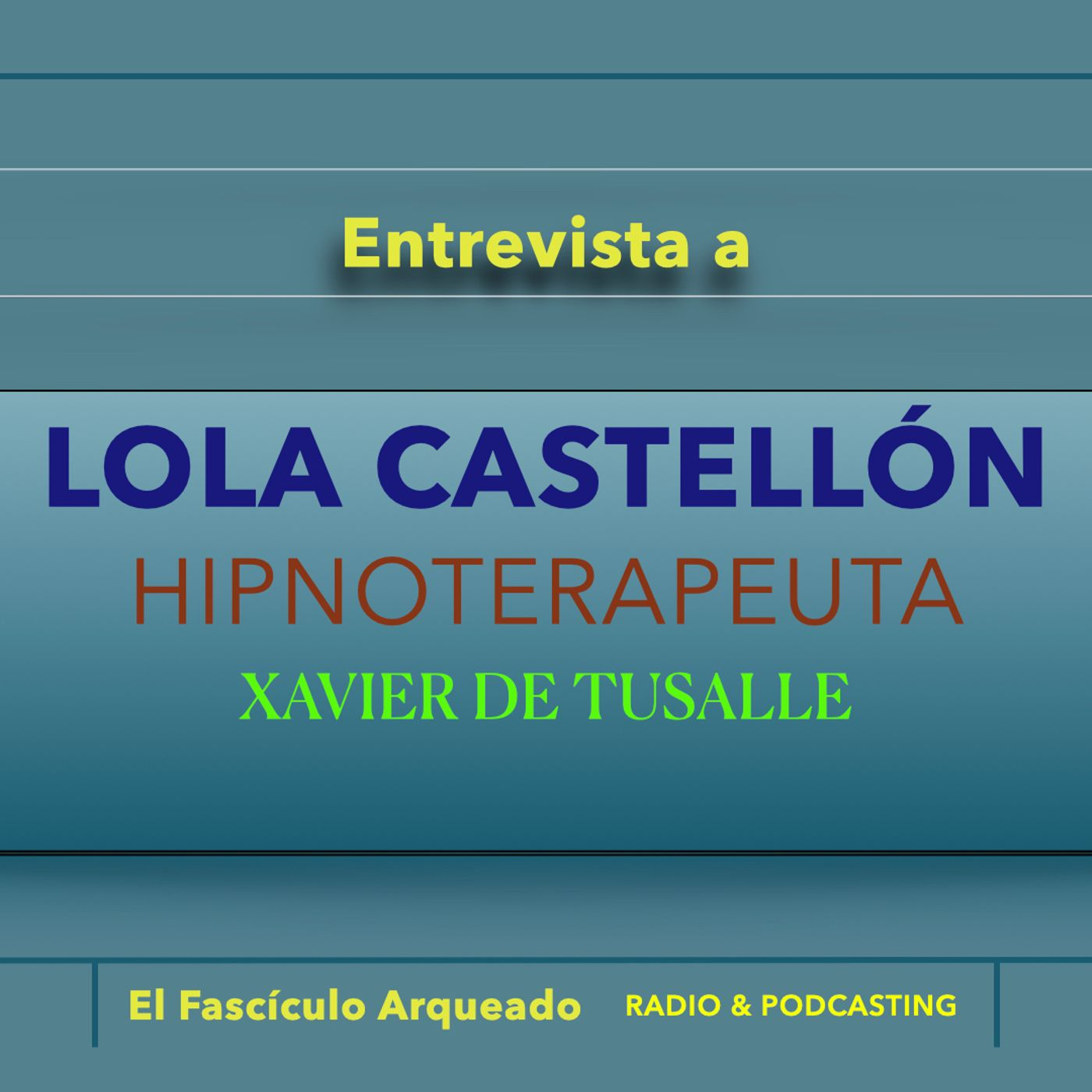 Entrevisto a Lola Castellón, especialista en hipnosis terapéutica