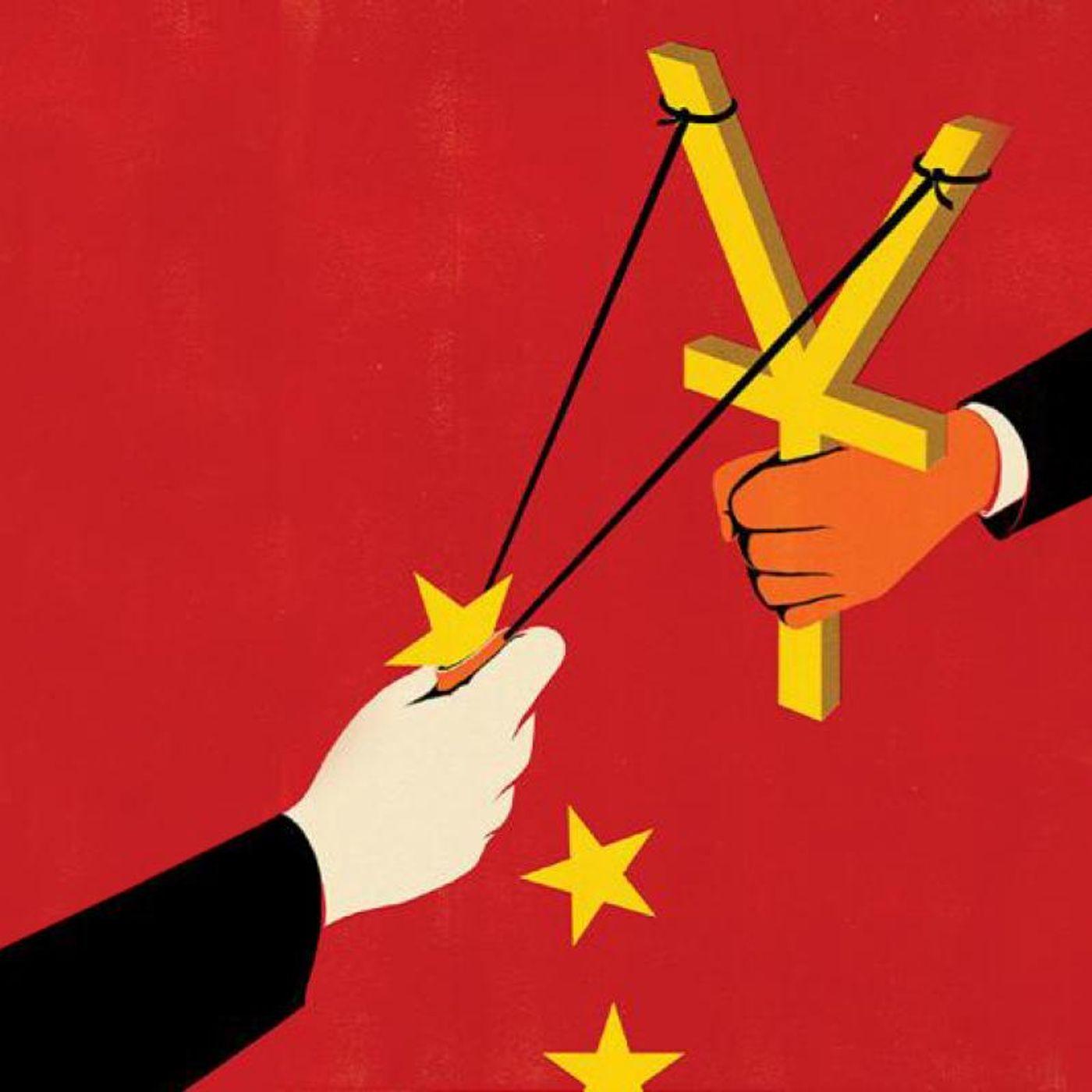 China reveals its economic strategy