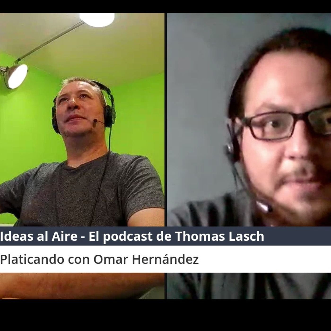 i262 Platicando con Omar Hernández - Punto de Quiebre