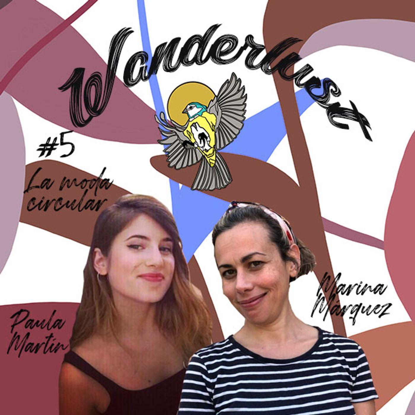 #5 Moda circular con Marina Marquez