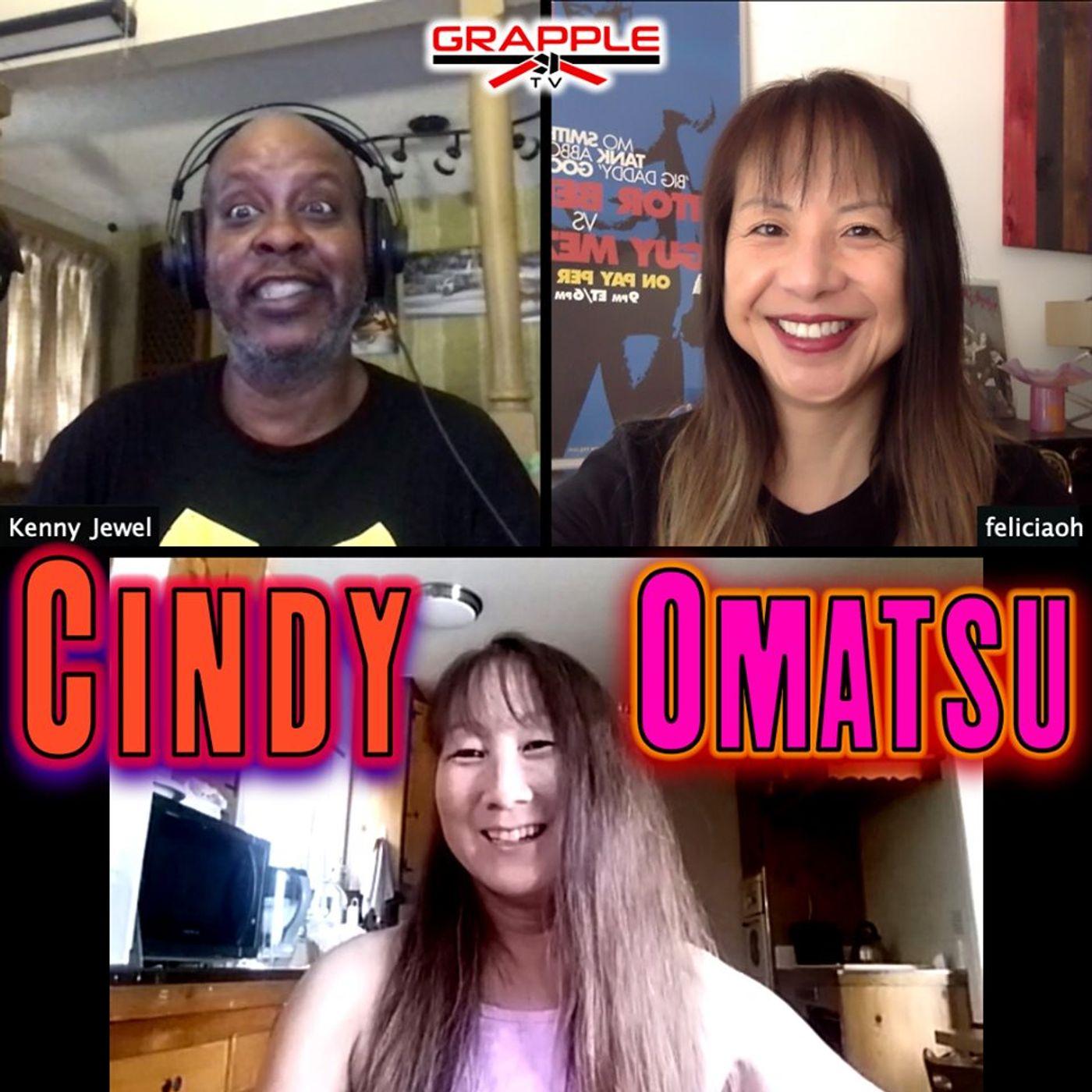 Episode 105 - Cindy Omatsu