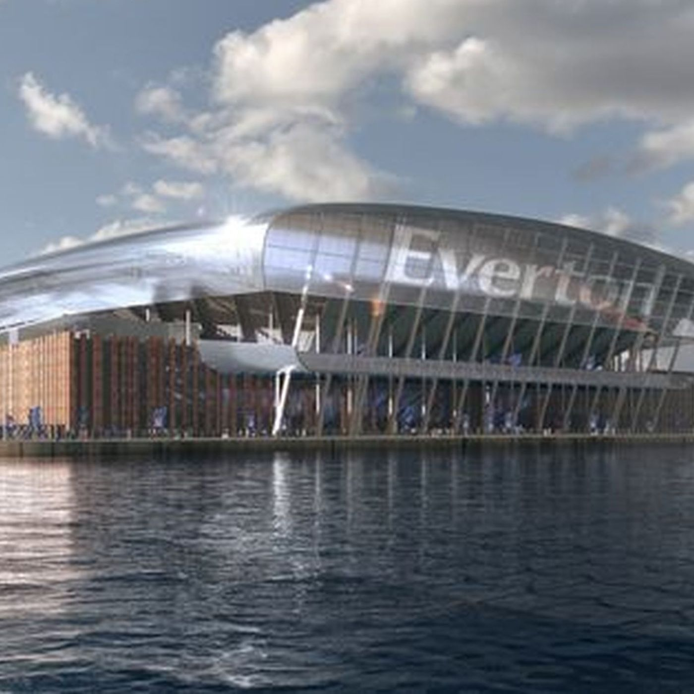 Royal Blue: 'THIS IS IT' | Bramley Moore-Dock given go-ahead as Farhad Moshiri gets set to deliver Everton legacy