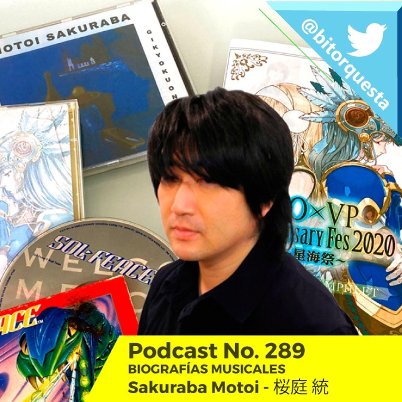 289 - Sakuraba Motoi, Biografías Musicales