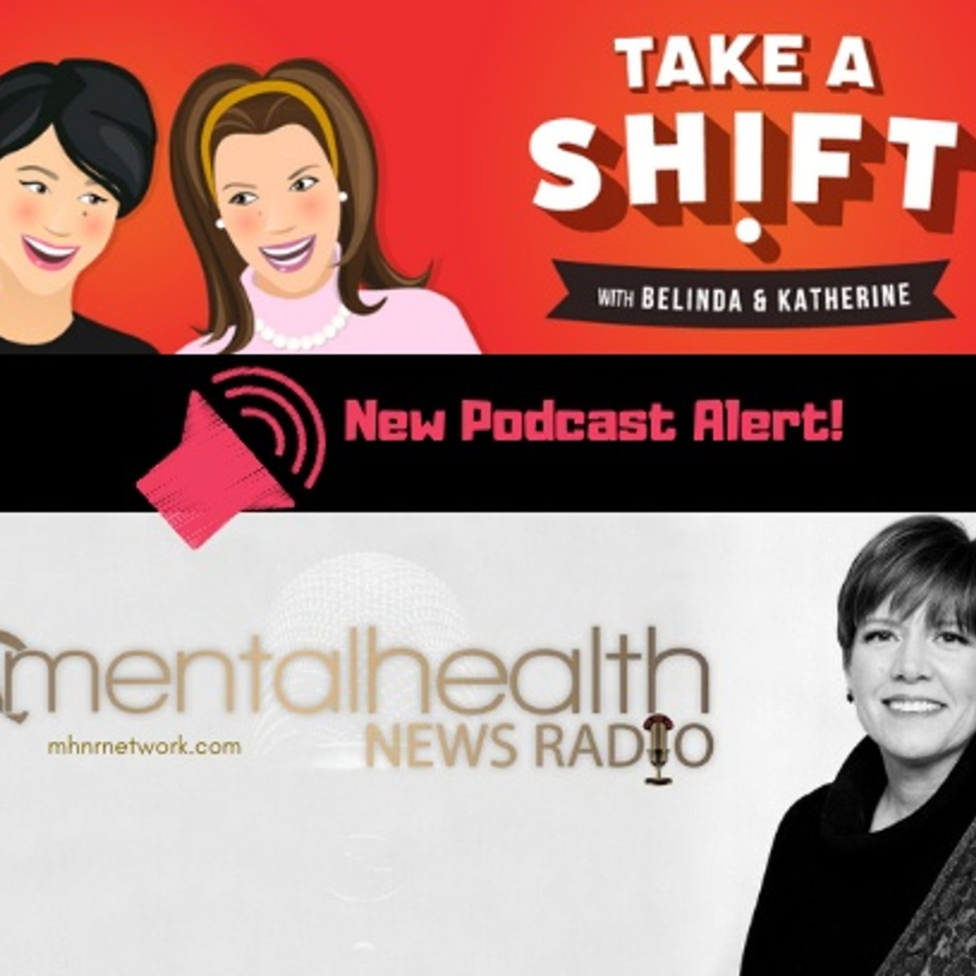 Mental Health News Radio - Take A Shift: Pun Intended