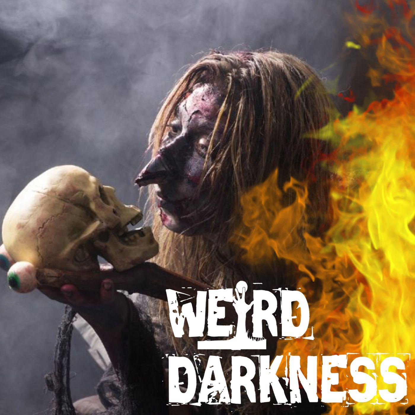 """""""HAPPY WALPURGISNACHT, EVERYBODY!"""" #WeirdDarkness"""