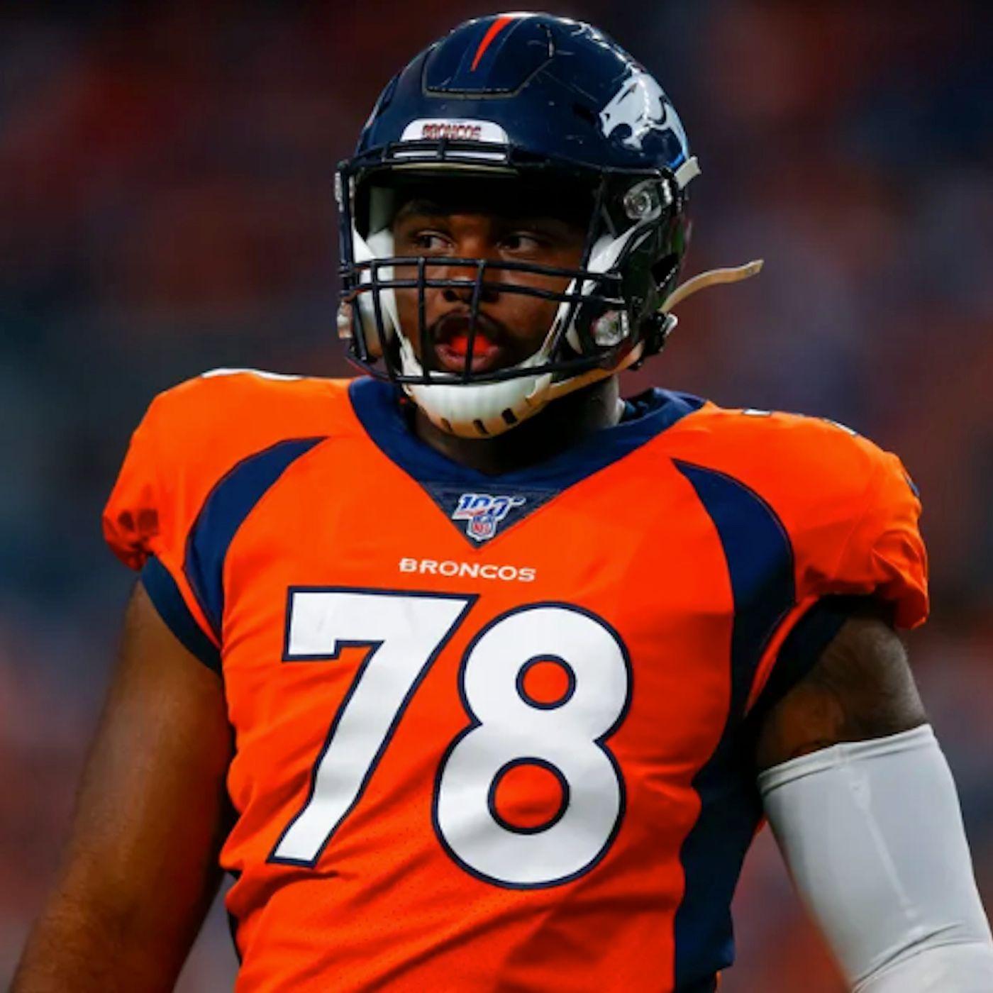 Deyon Sizer, DT, Broncos, Modifies Mindset to Make Roster