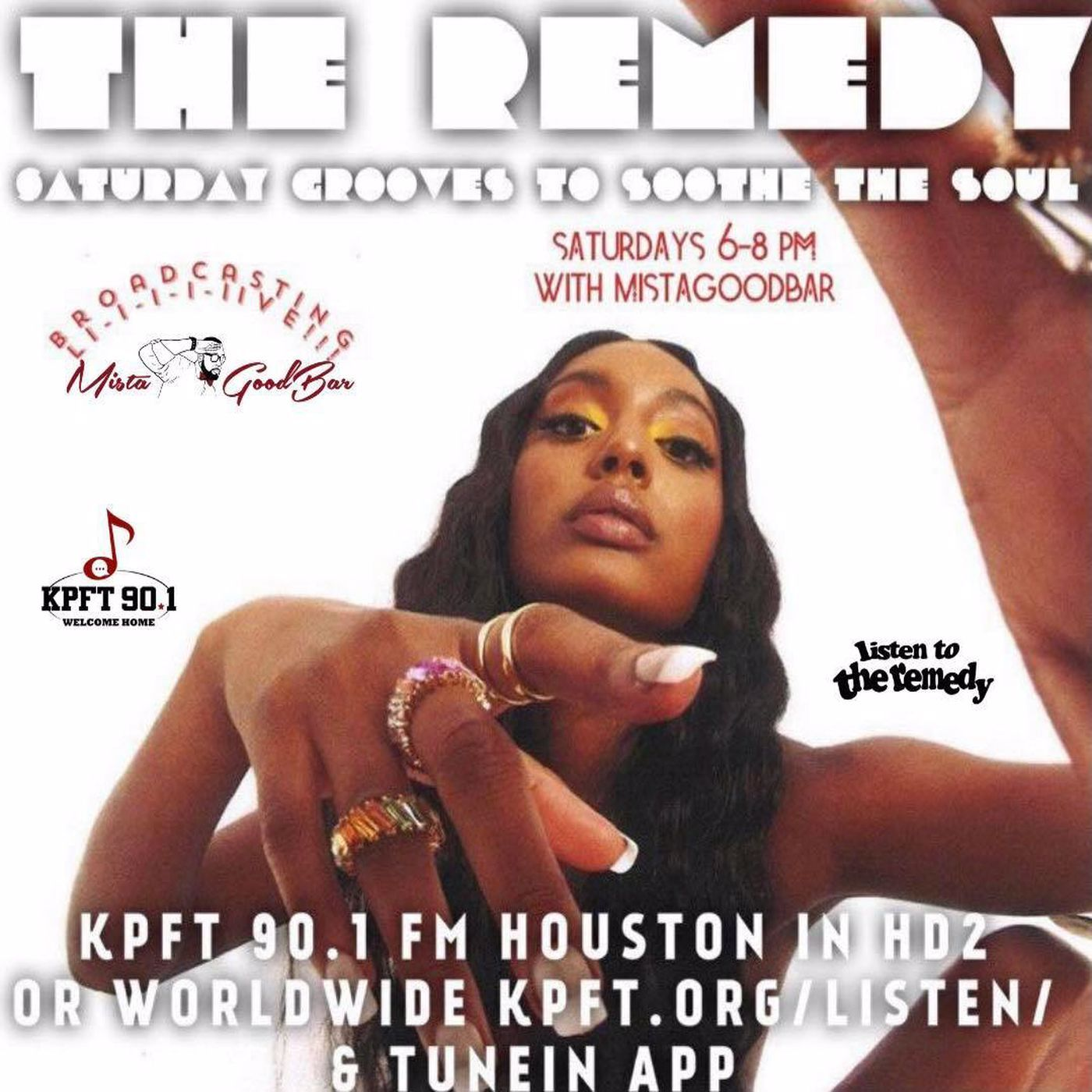 The Remedy Ep 195 March 6th, 2021