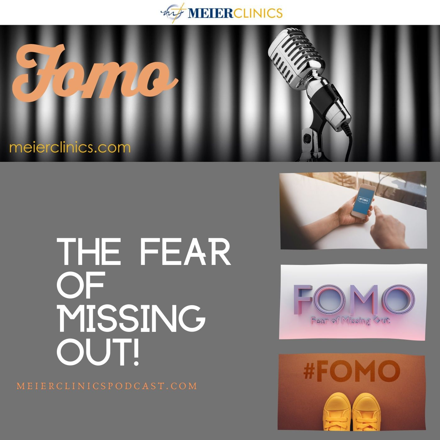 FOMO: The Fear of Missing Out!