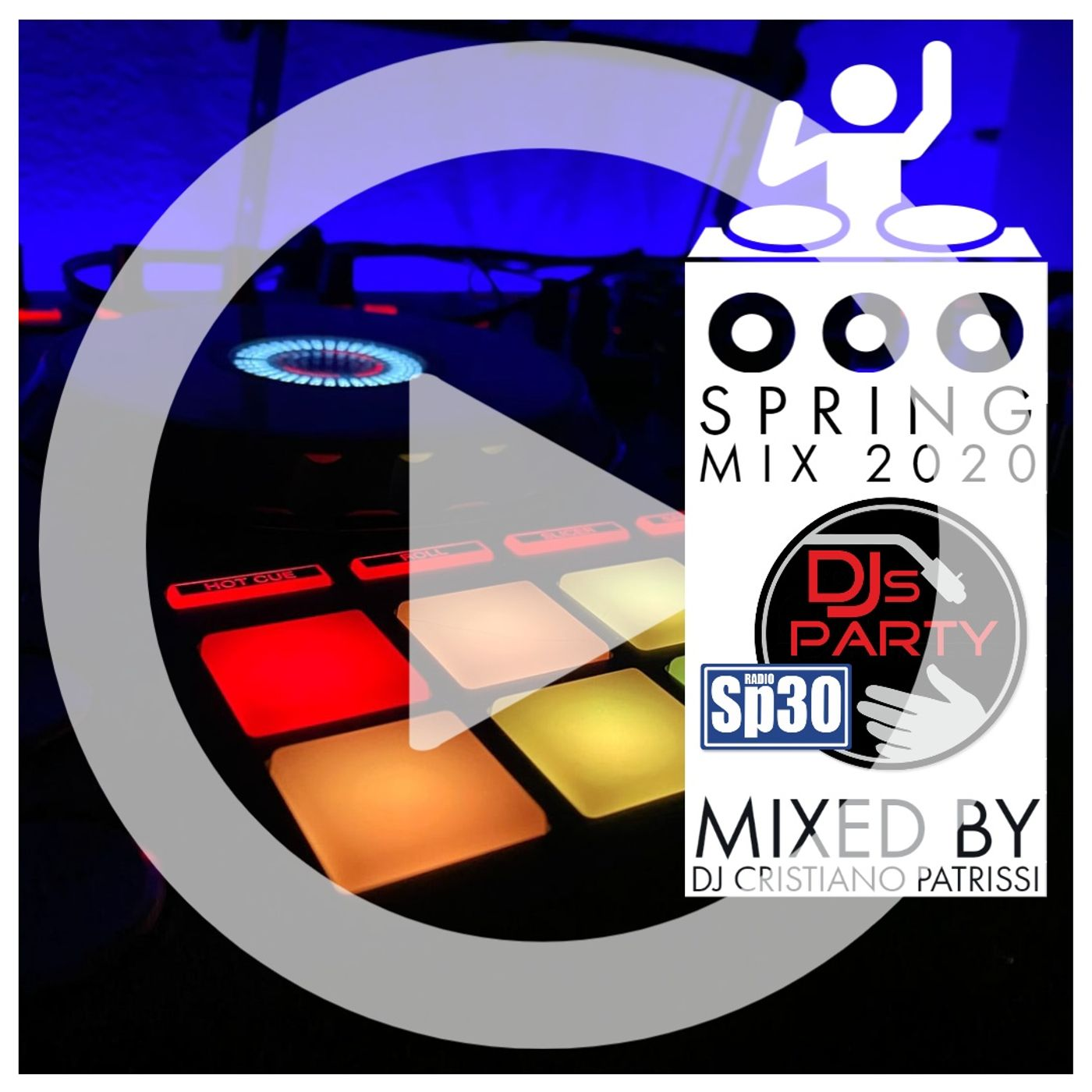 #djsparty - ST.2 EP.25 - Spring 2020