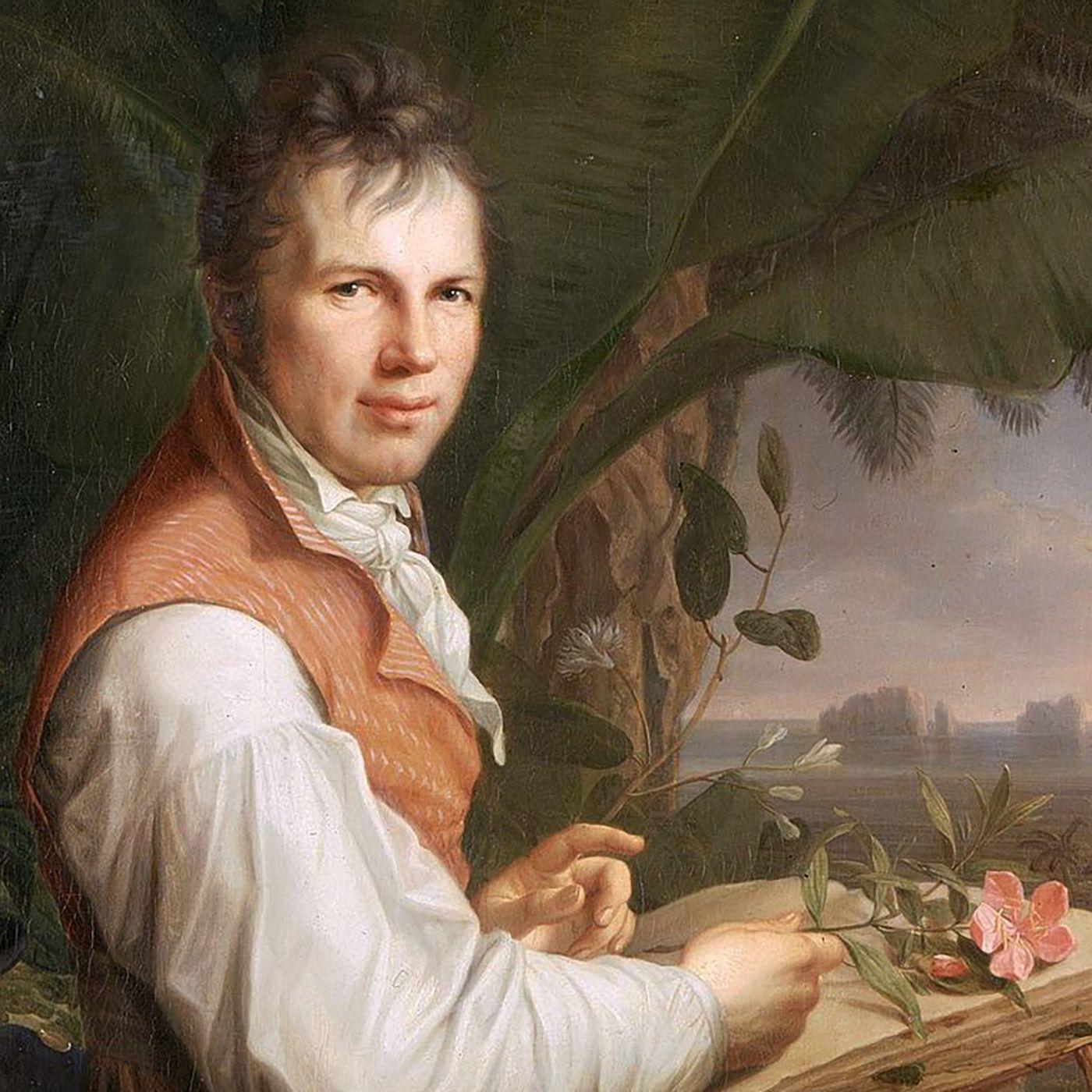 S4E2. Alexander Von Humboldt: Opfindelsen af naturen