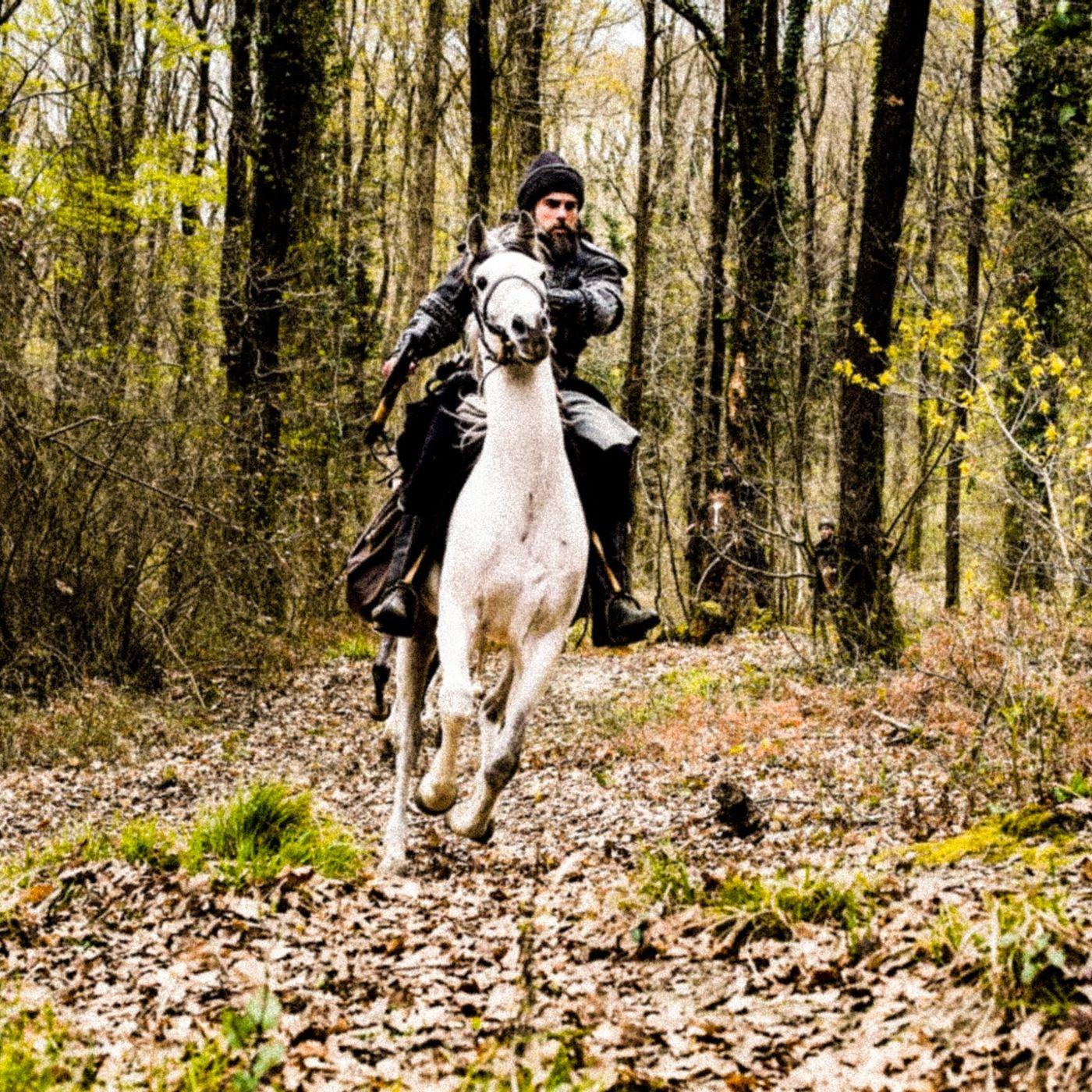 03 Bamsı Beyrek dal cavallo grigio, prima parte