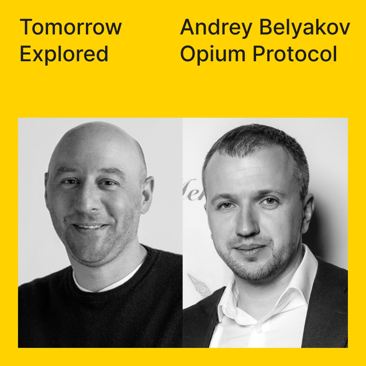 Decentralized derivatives, with Andrey Belyakov of Opium Protocol