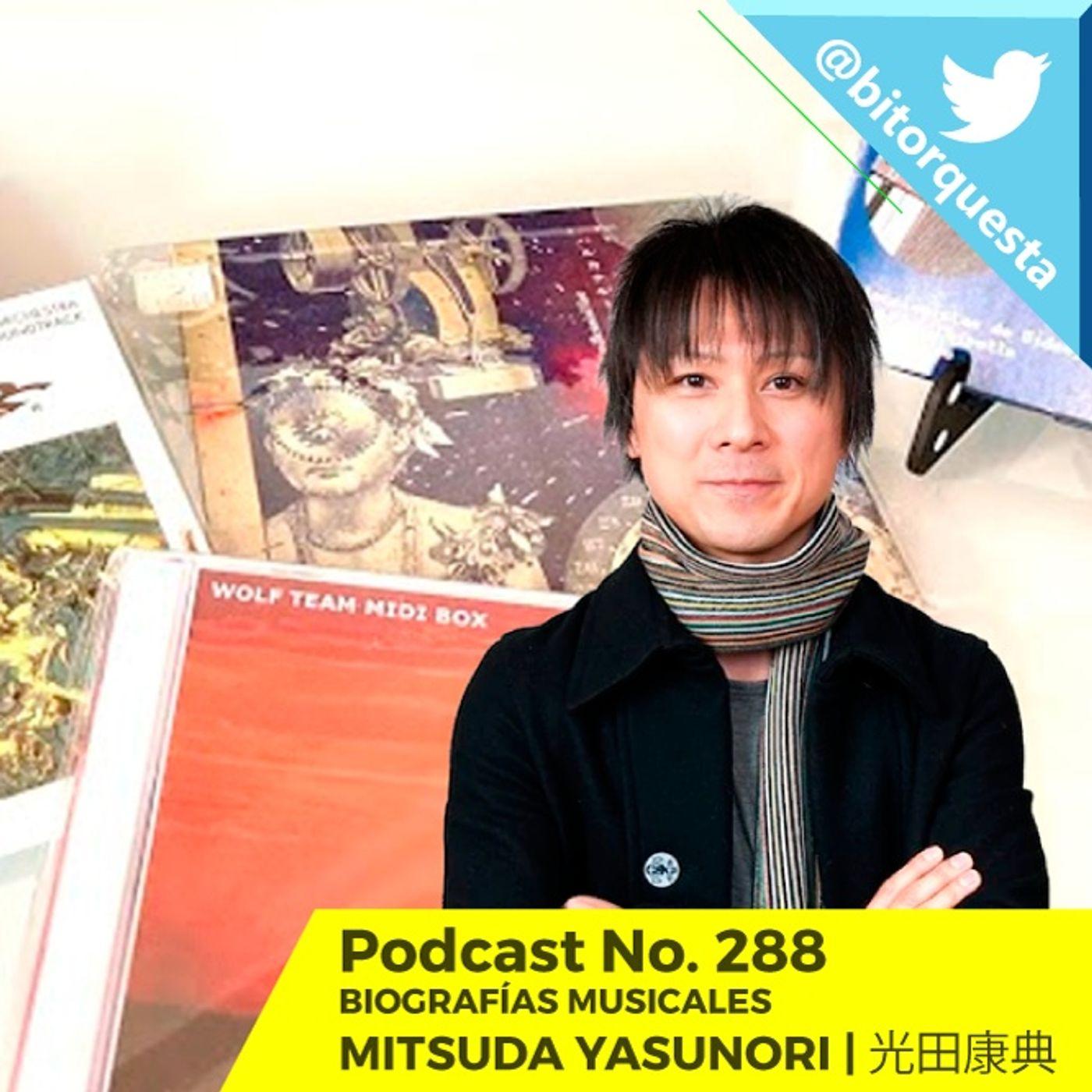 288 - Mitsuda Yasunori, Biografías Musicales