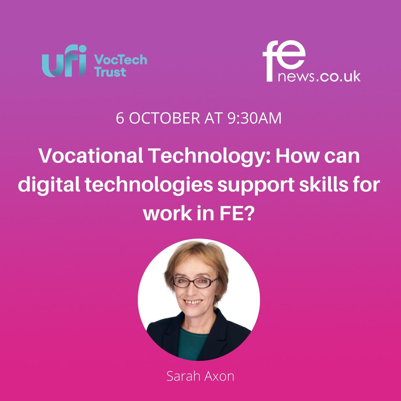 How can digital technologies support skills for work in FE?
