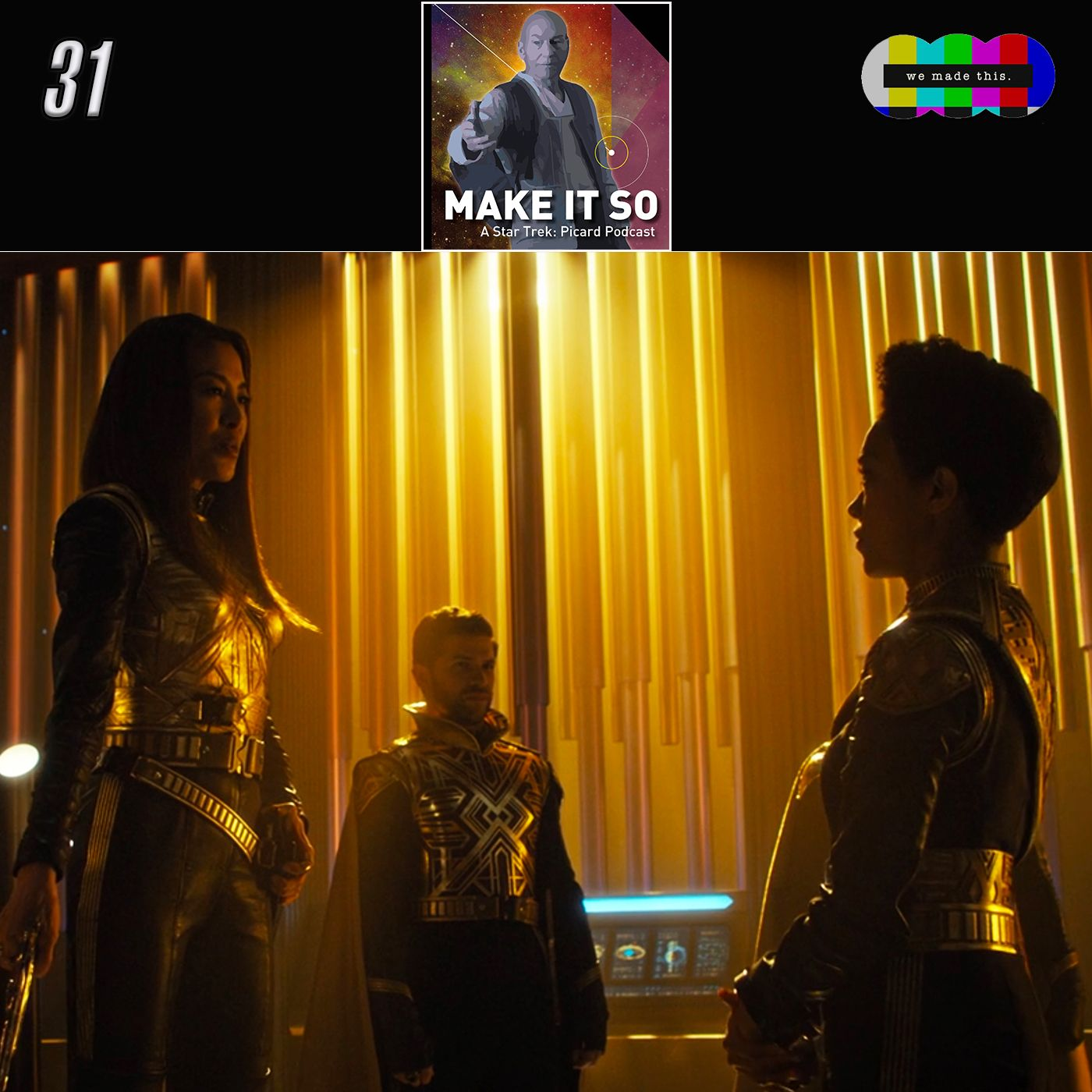 31. Star Trek: Discovery 1x12 - Vaulting Ambition