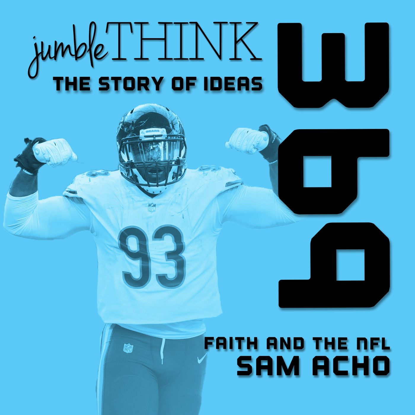Faith and The NFL with Sam Acho