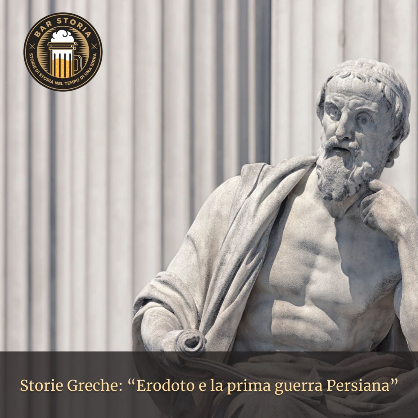 Storie Greche - Erodoto e la prima guerra persiana