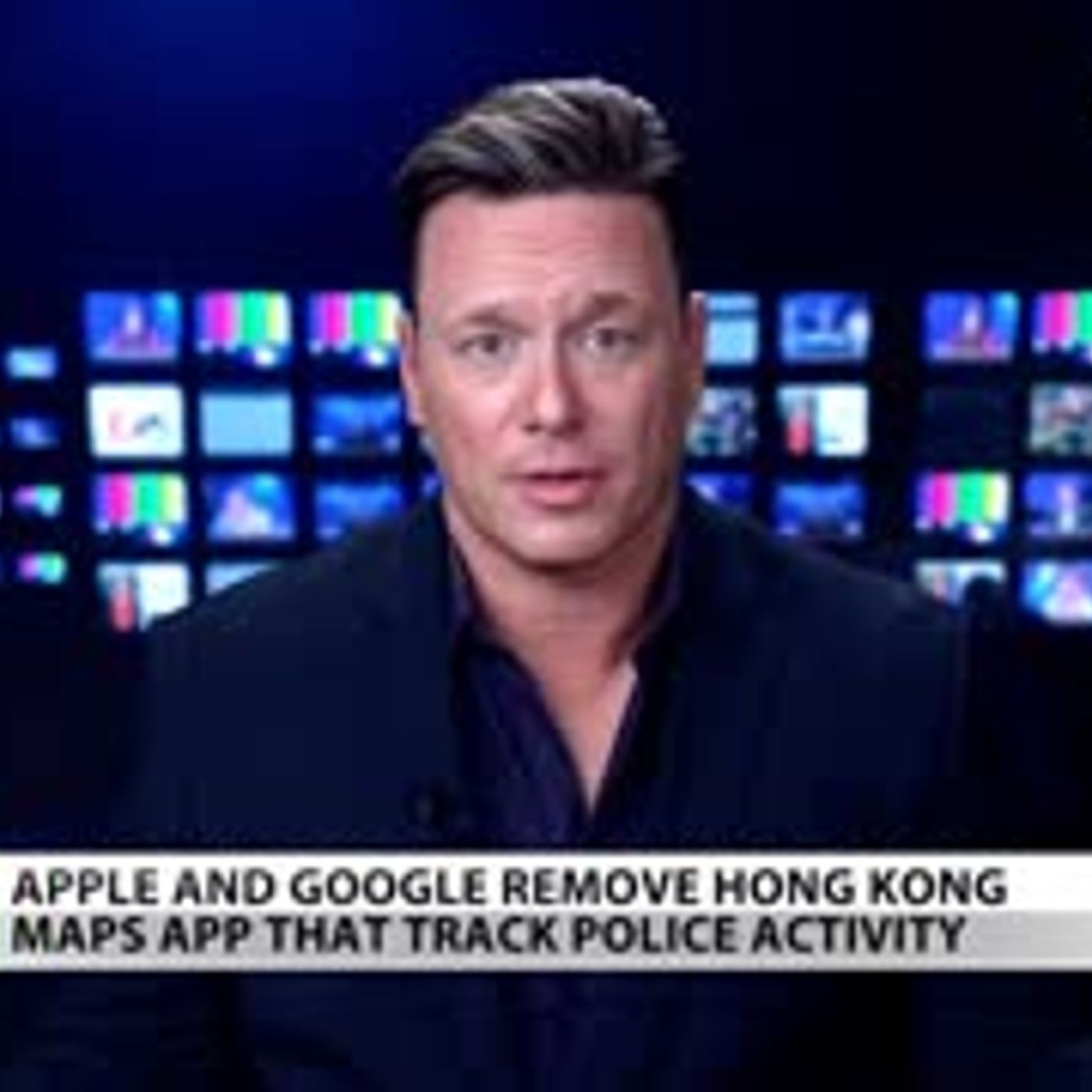 Apple Google Bow To Chinese and Pull HK Maps App