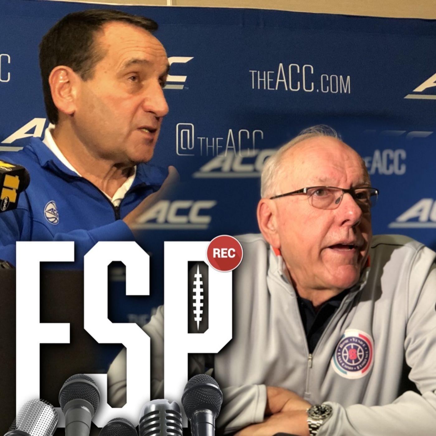 #ESPodcast Ep. 12 - Best HSFB Rivalries in SC, Coach K, Jim Boeheim Interviews
