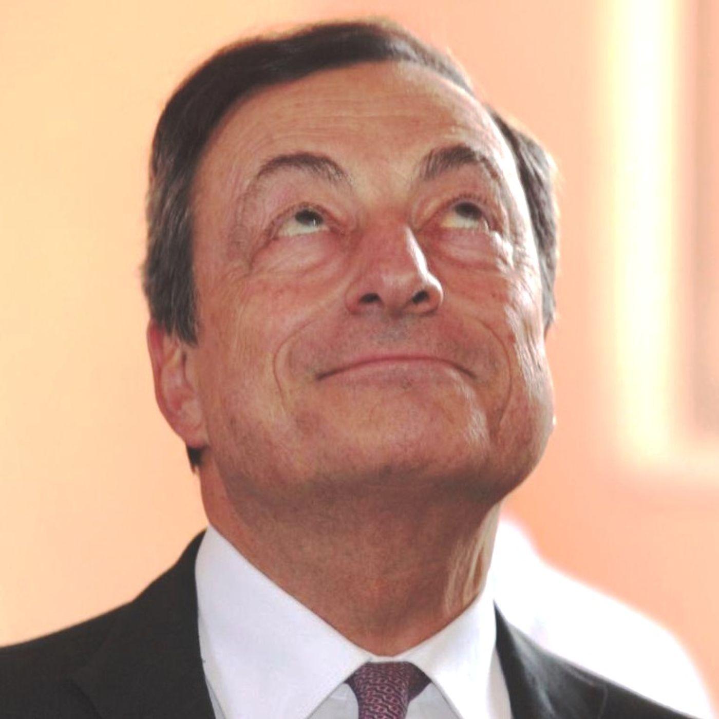 Se Mario Draghi fosse Papa