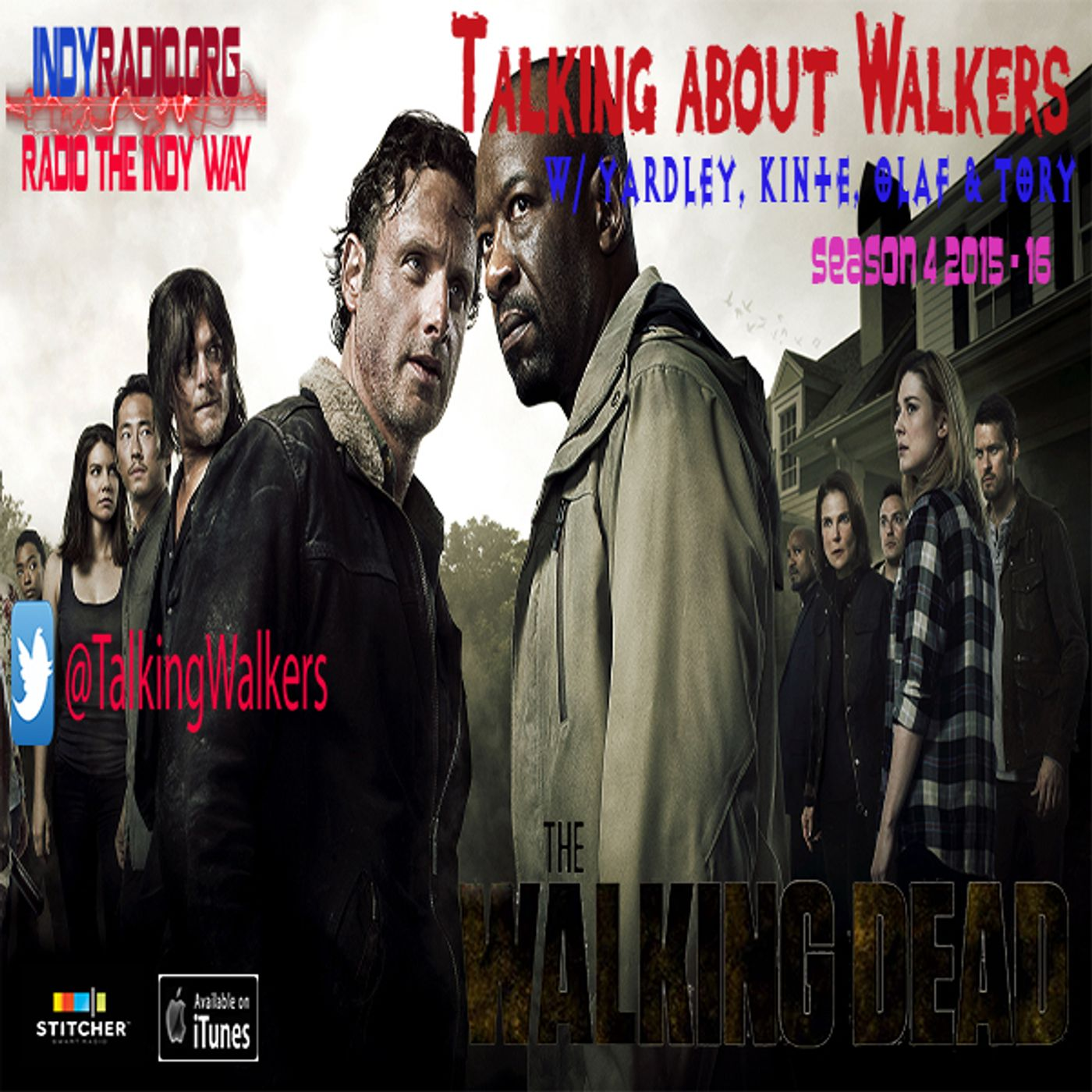 Walking Dead: Talking about Walkers