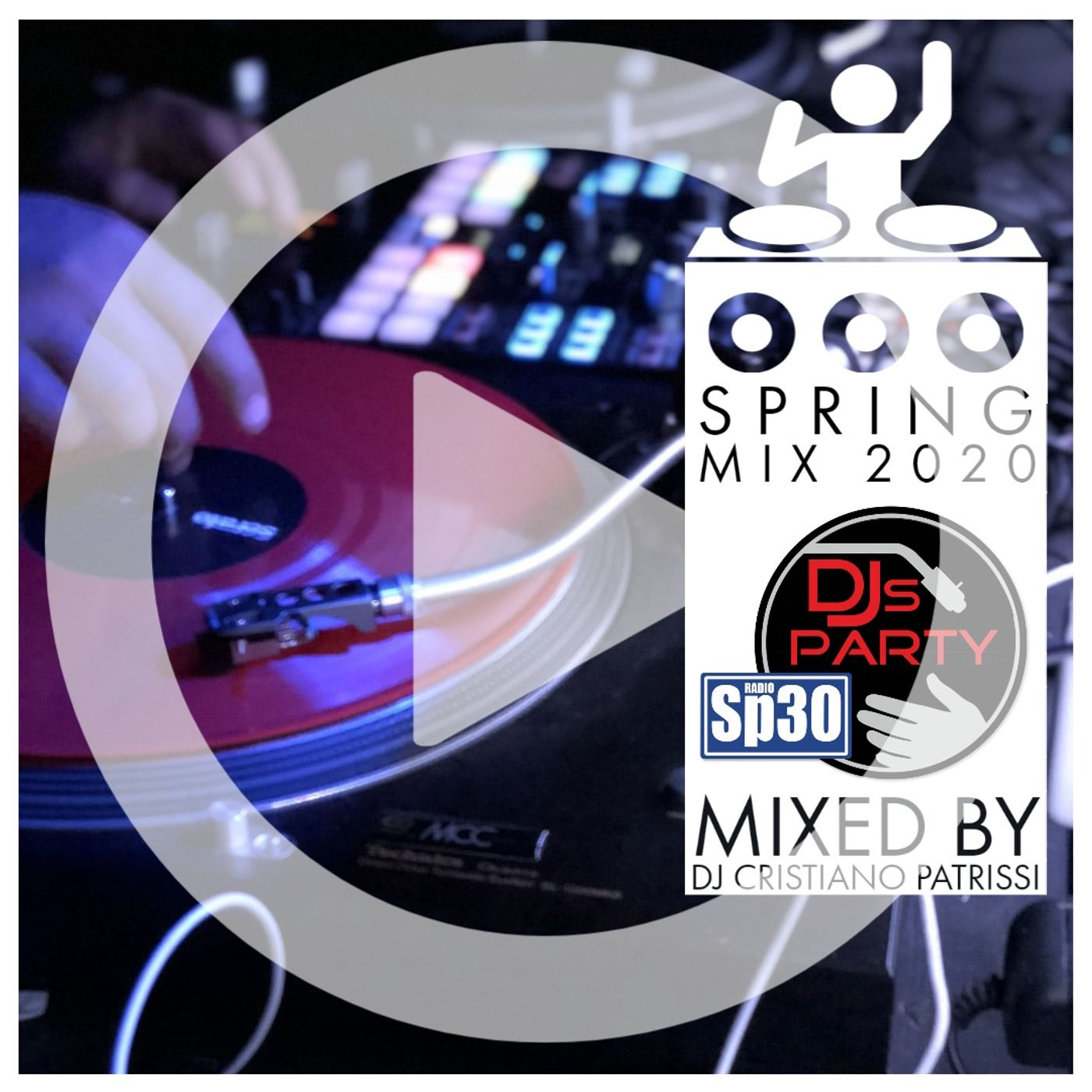 #djsparty - ST.2 EP.26 - Spring 2020