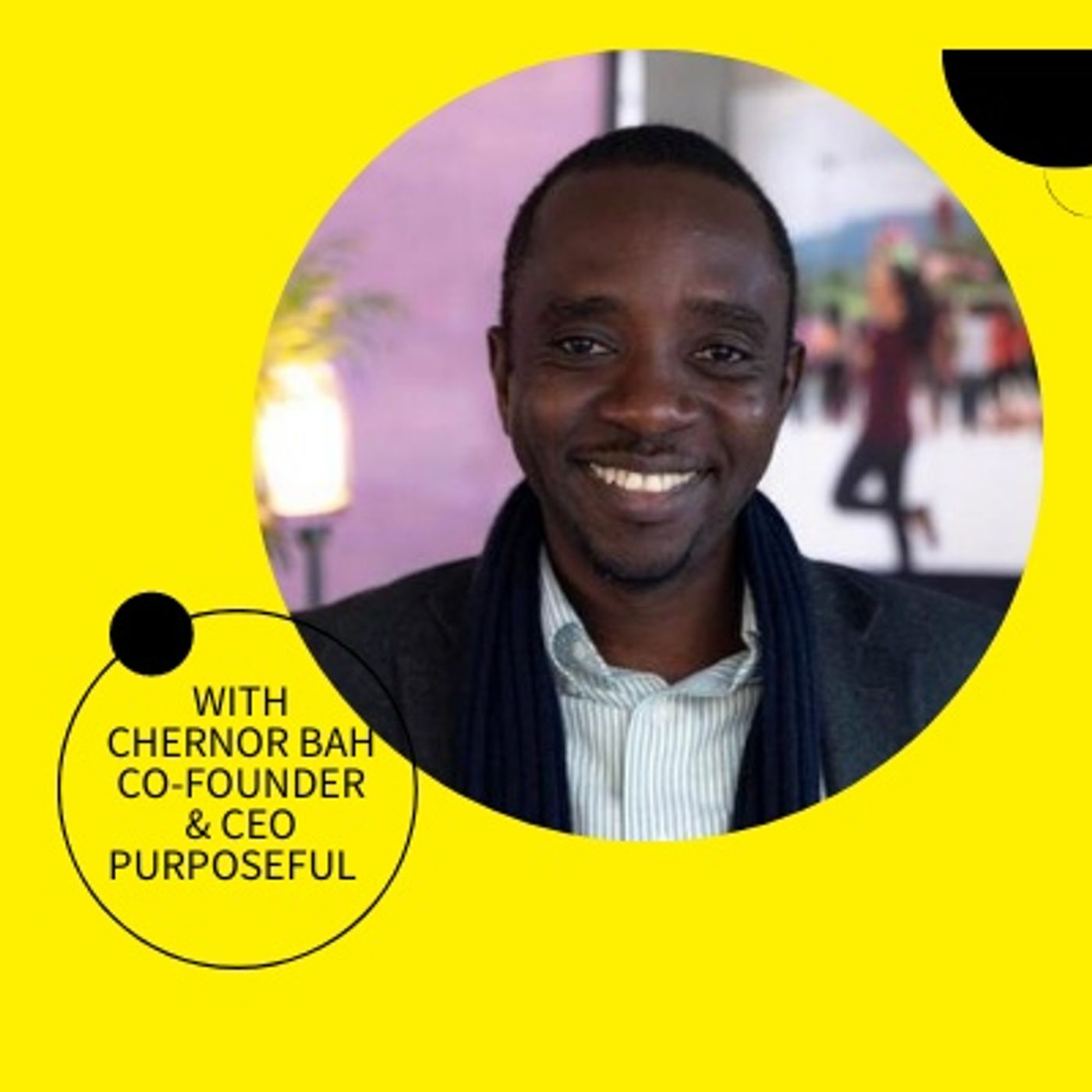 Episode 6, Chernor Bah: Without schools, girls lose a network of social safety nets.