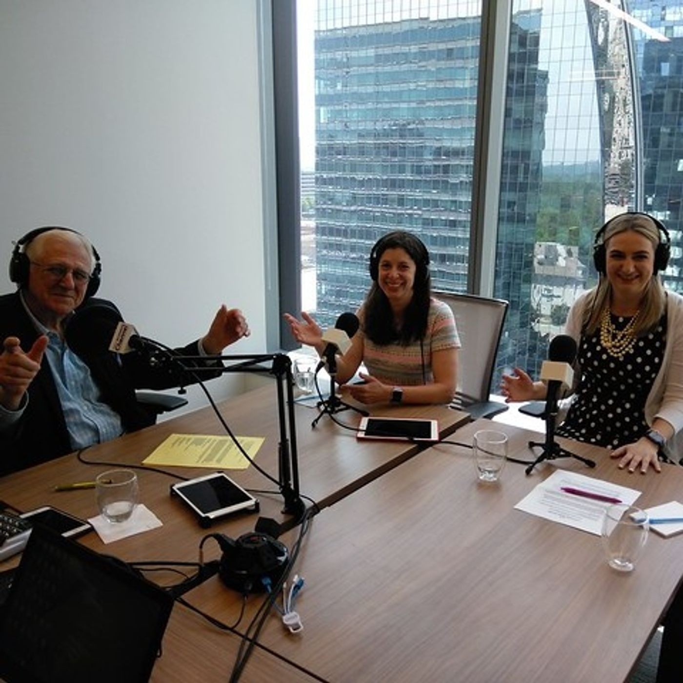 Eco Friendly Initiatives of Lenox Square Mall and Dynamic Escapes on Buckhead Podcast