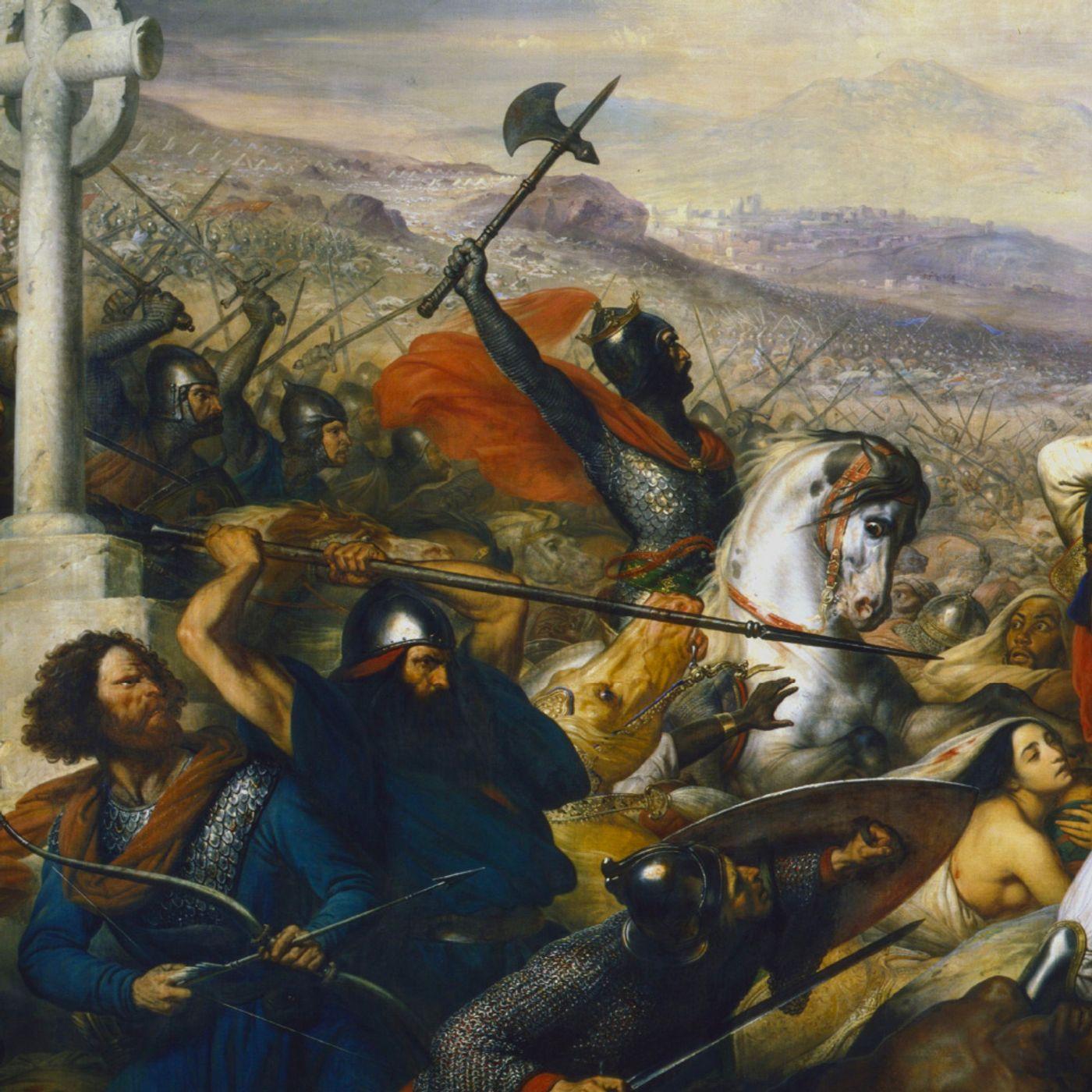Carlo Martello a Poitiers (Ed. Laterza, Genova, 2017)