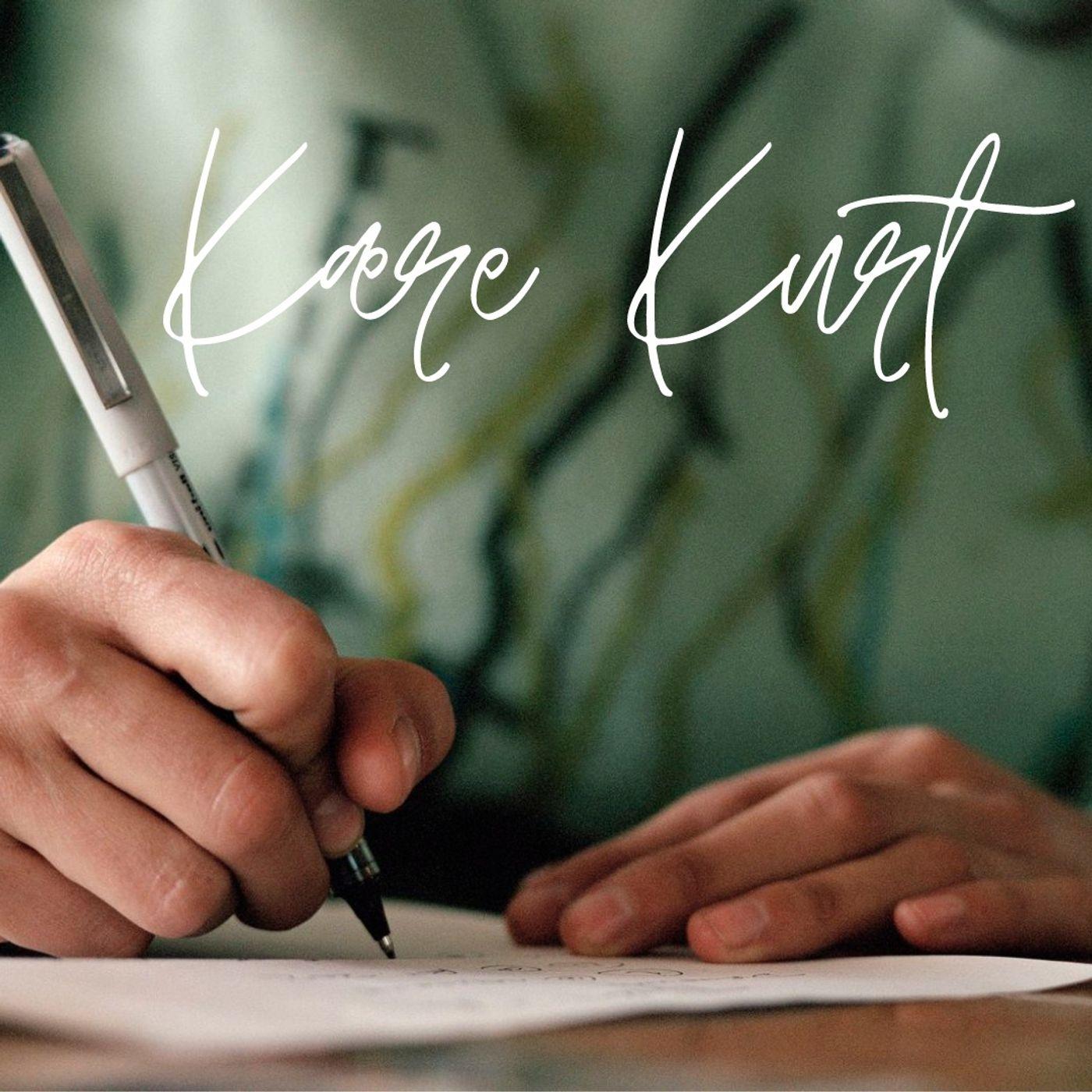 Kære Kurt...