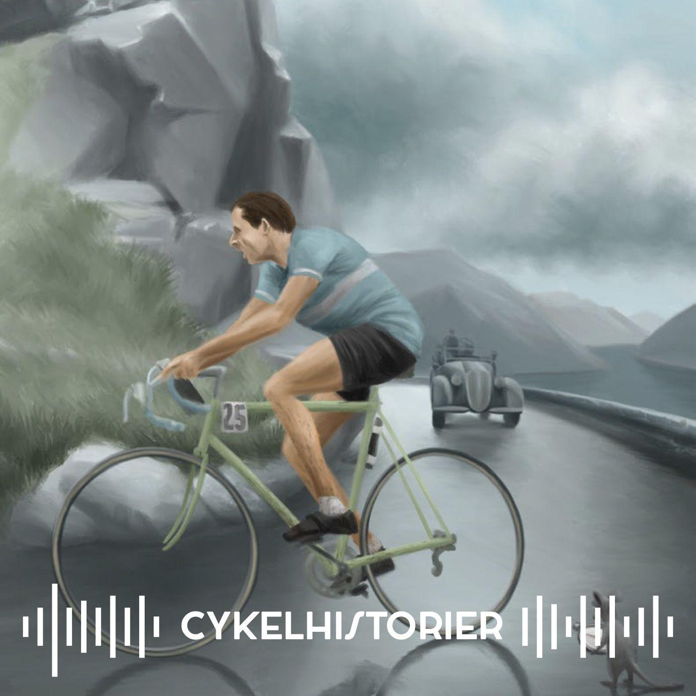 EP12 Hævnen i Himlen · Fausto Coppi · VM i Valkenburg og Lombardiet Rundt 1948