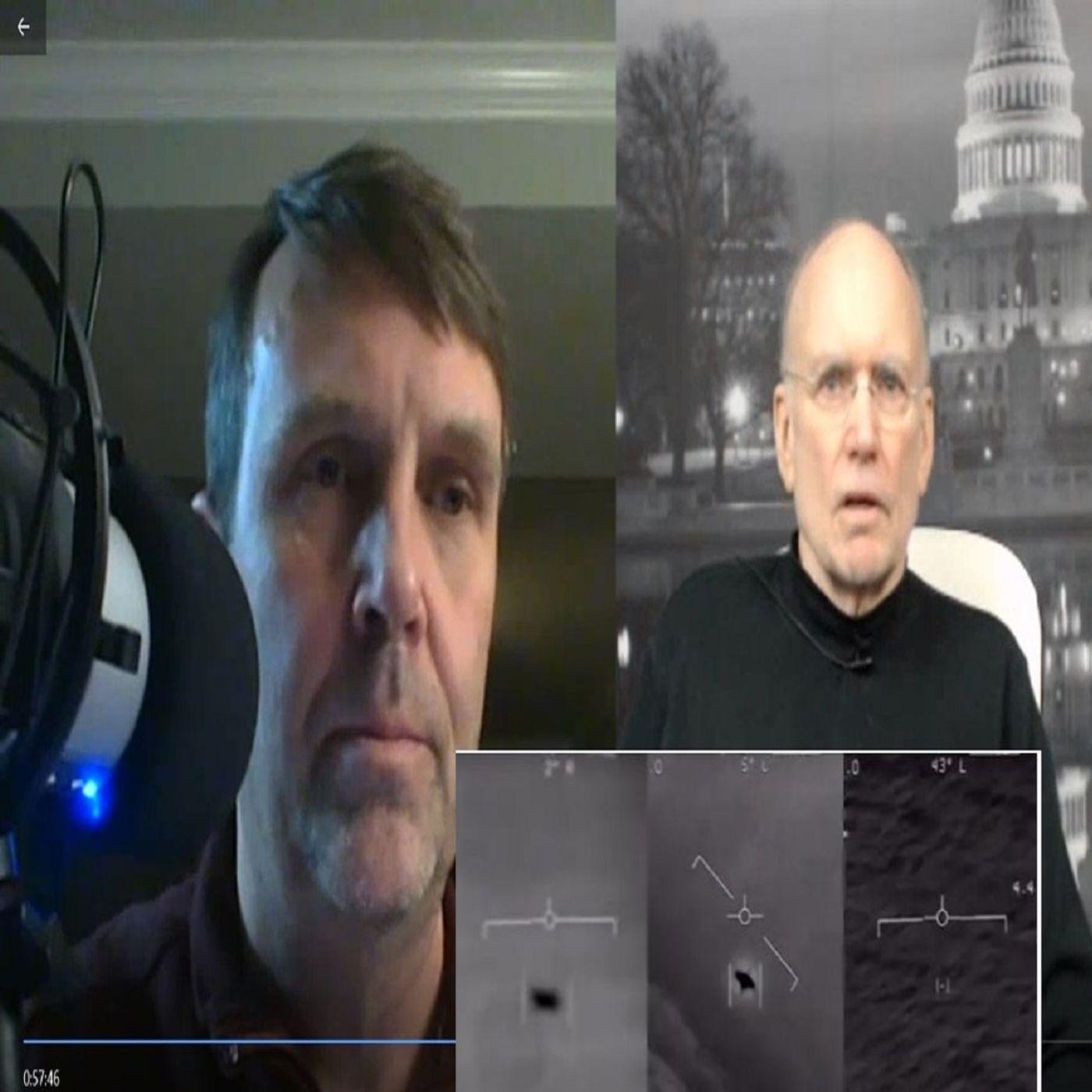 Is UFO-ET Disclosure Near with Stephen Bassett?