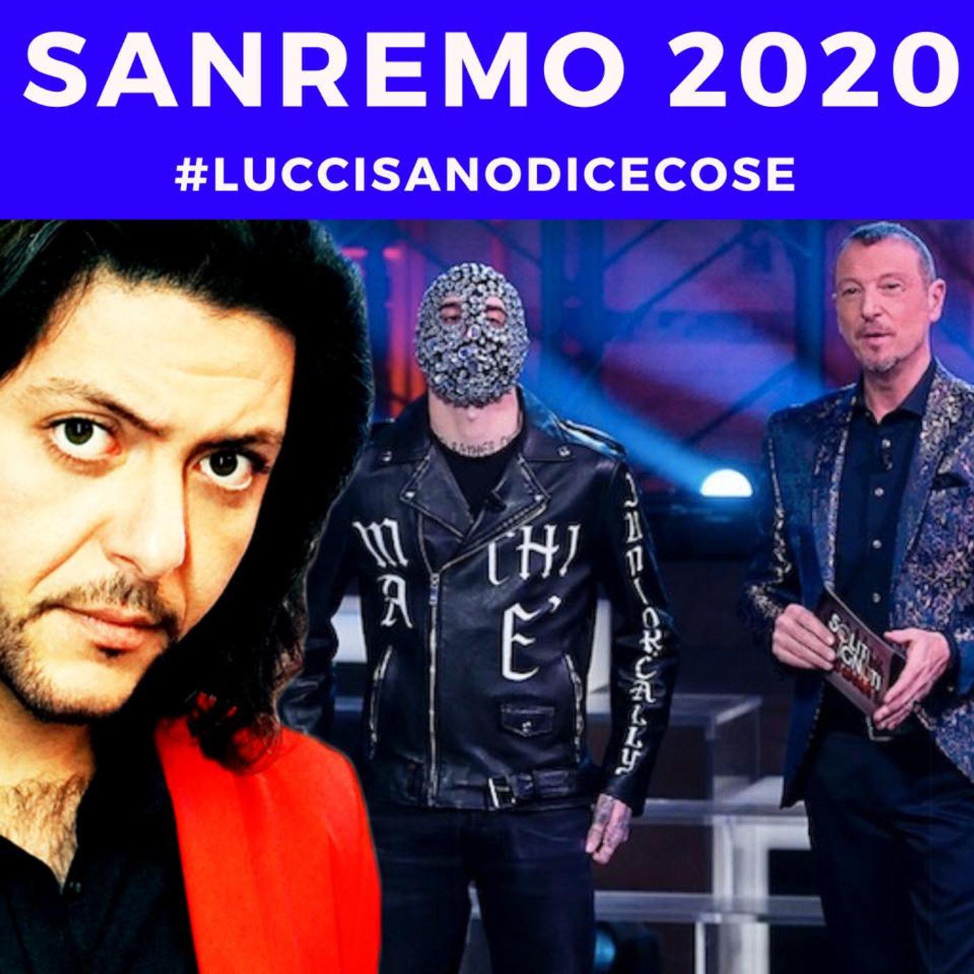 Sanremo 2020 by Emiliano Luccisano