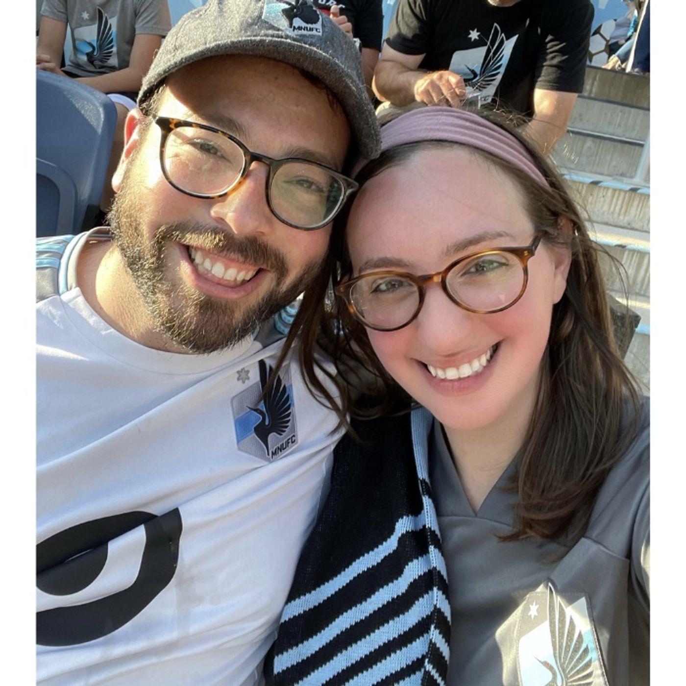 Rabbis Rachel and Marcus Rubenstein