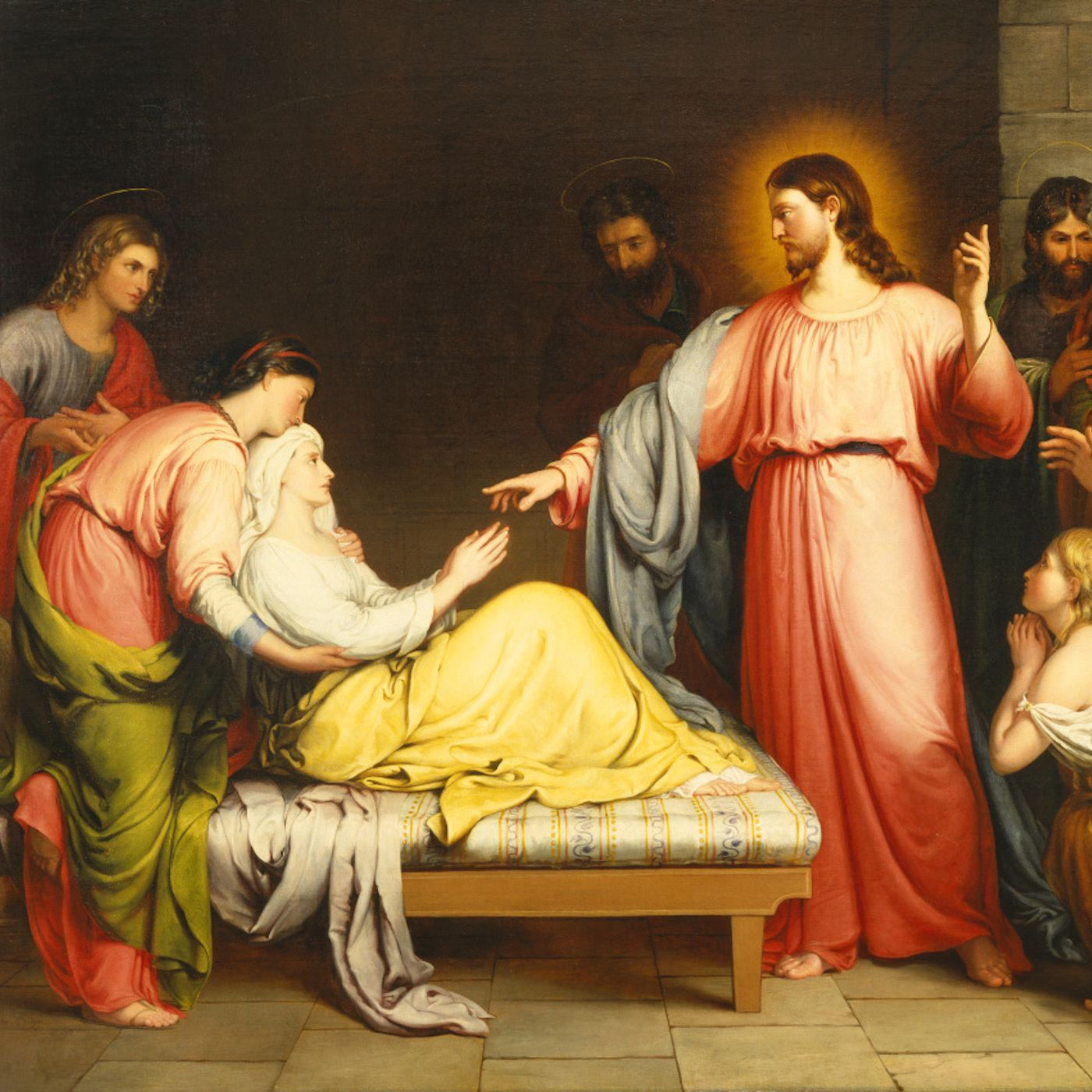Wednesday of the Twenty-Second Week in Ordinary Time - Laying the Foundation
