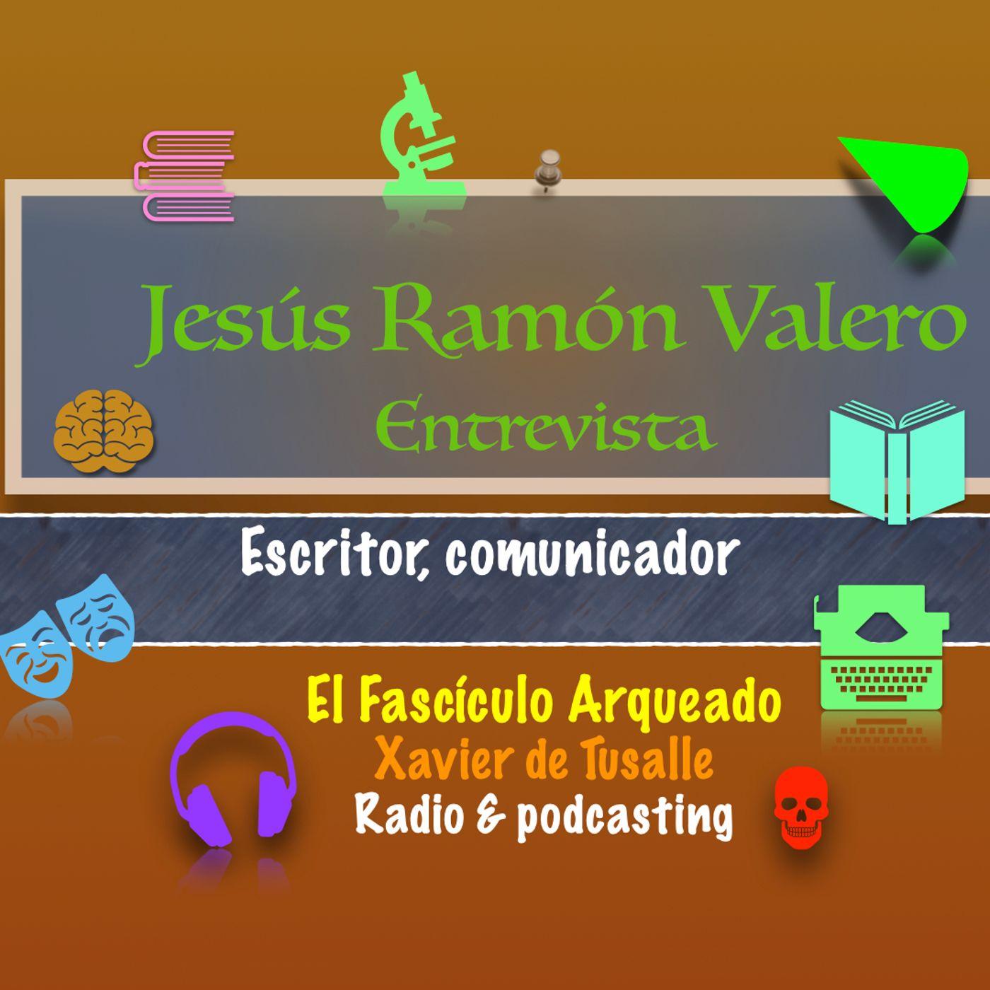 Entrevista a Jesús Ramón Valero, escritor y comunicador (Guadalajara)